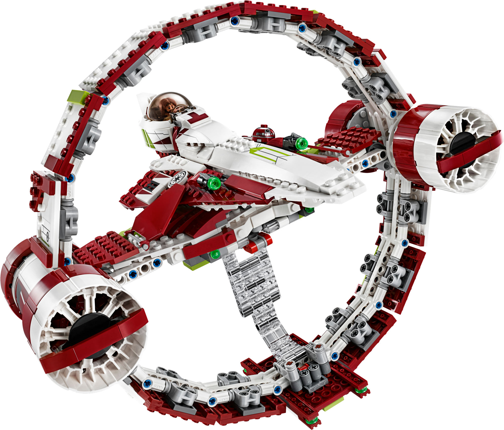 Jedi Starfighter™ With Hyperdrive