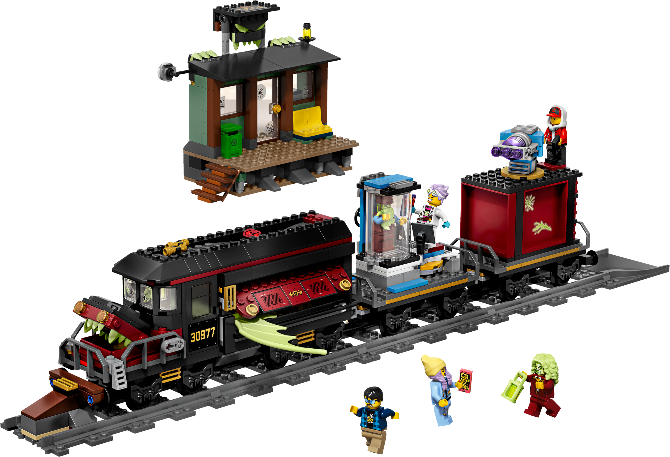 Ghost Train Express