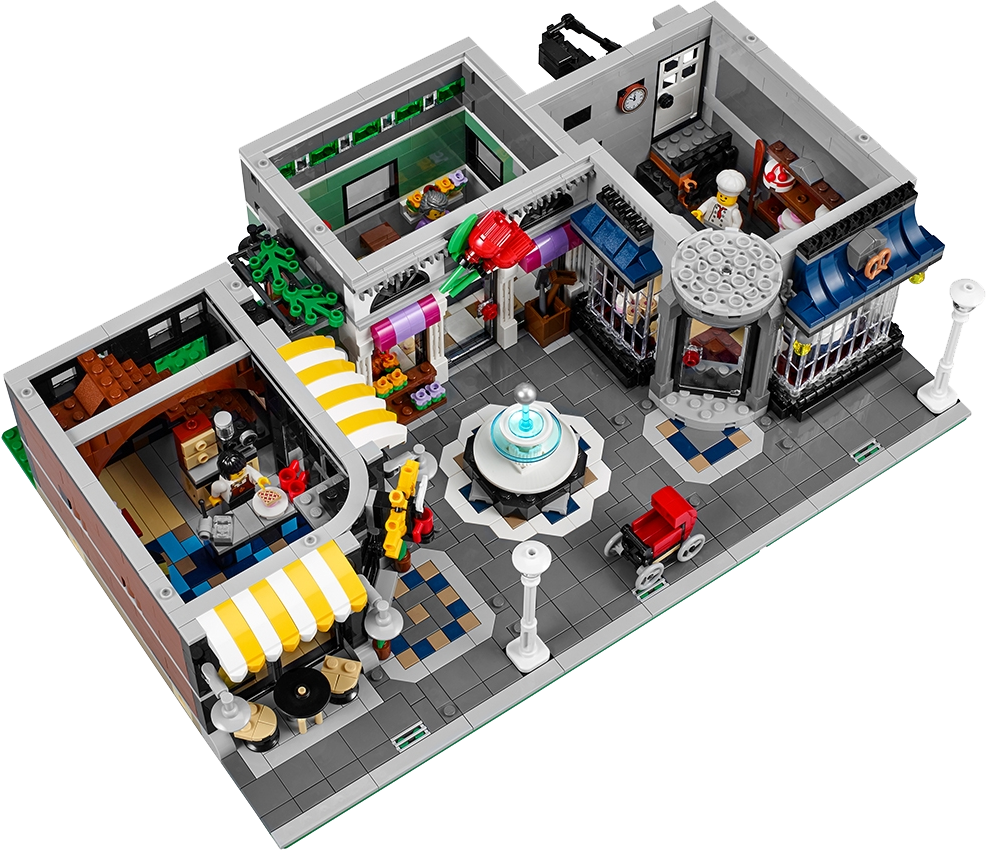 Assembly Square