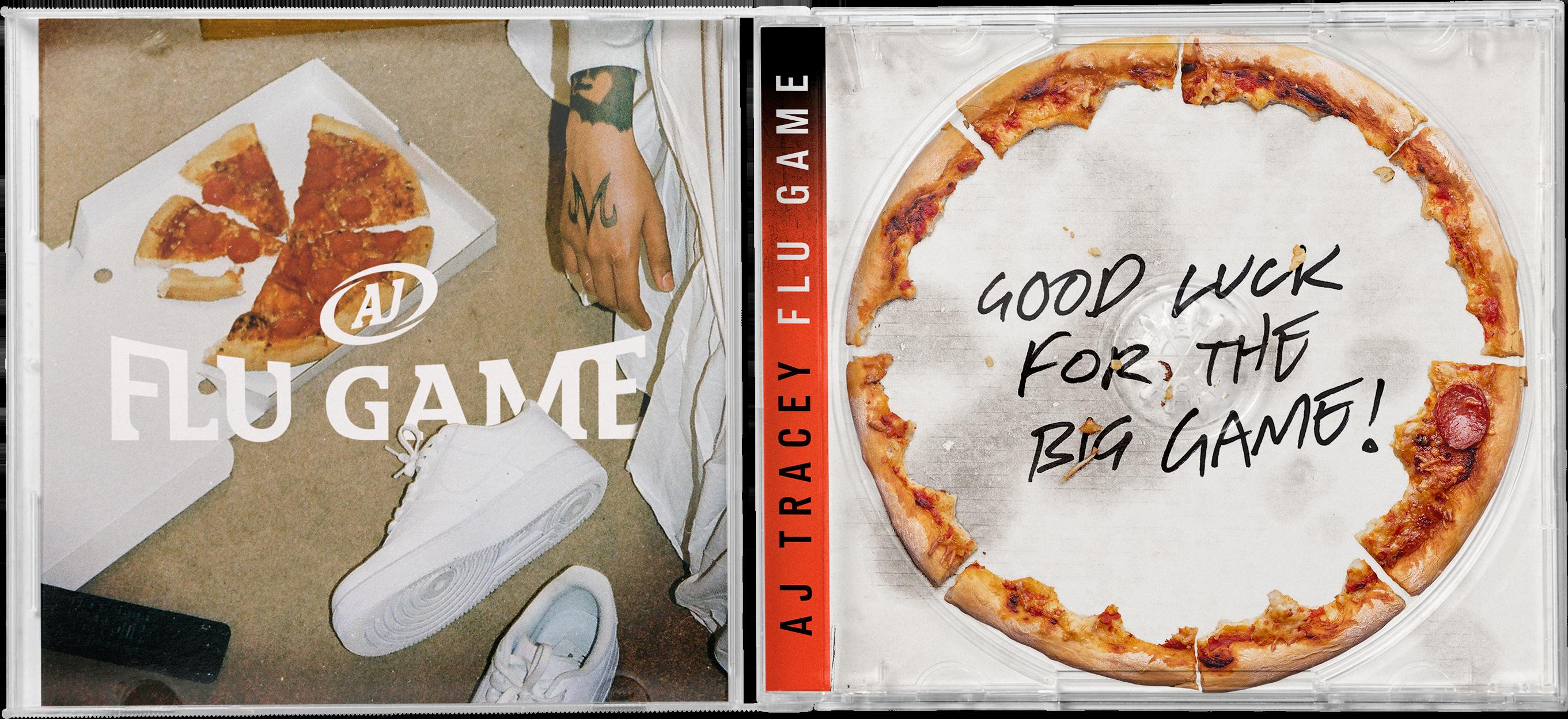 Flu Game CD + Hoodie Bundle