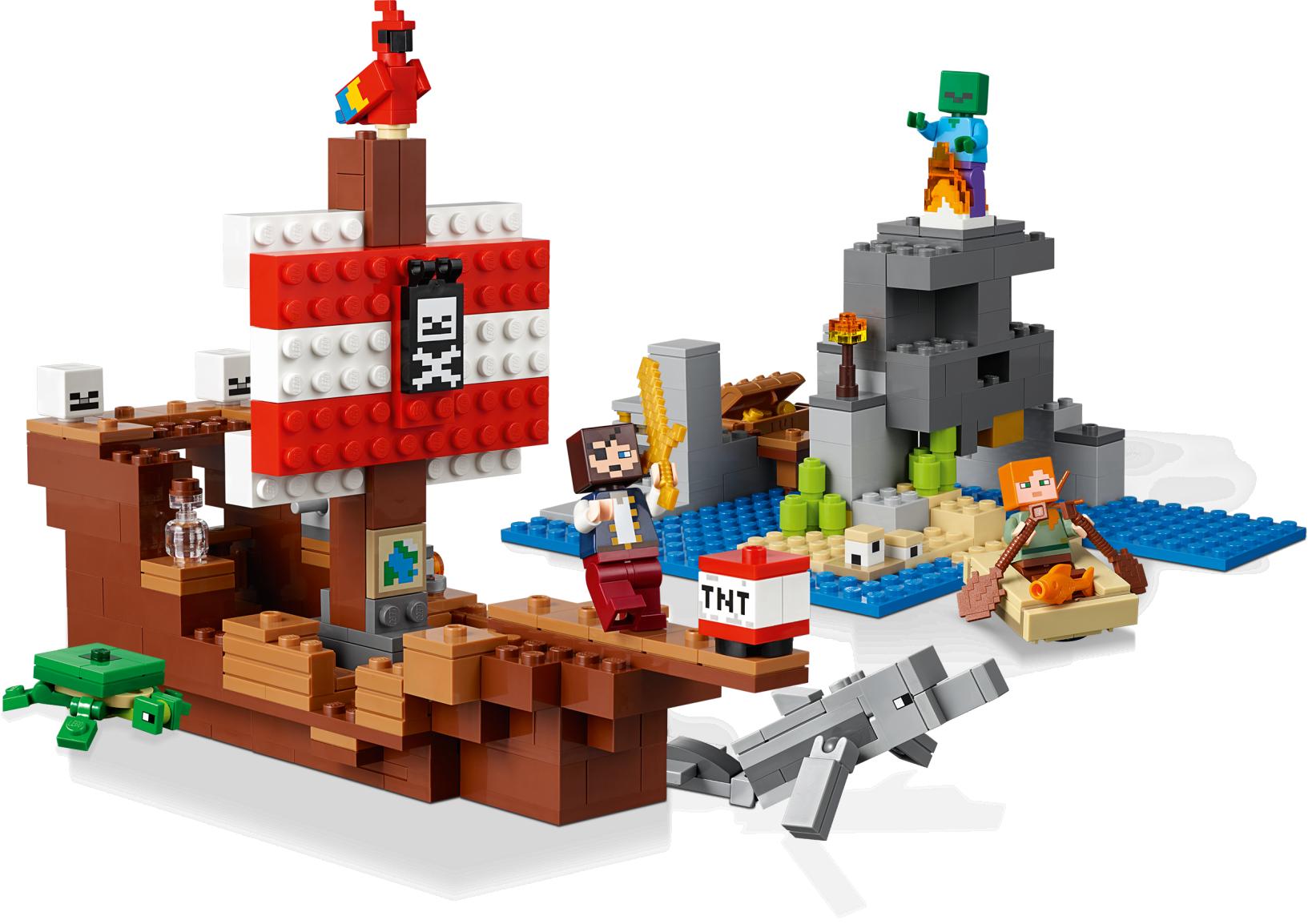 The Pirate Ship Adventure