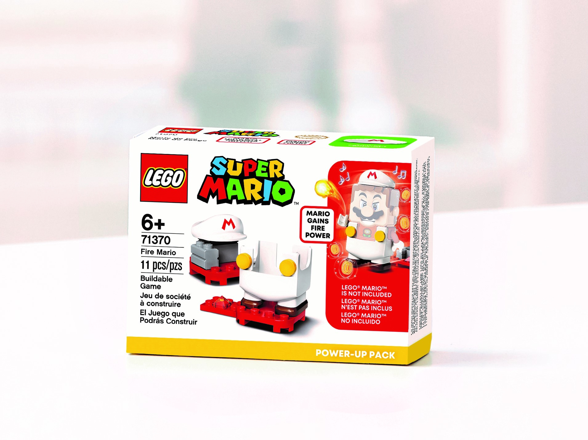 Fire Mario Power-Up Pack