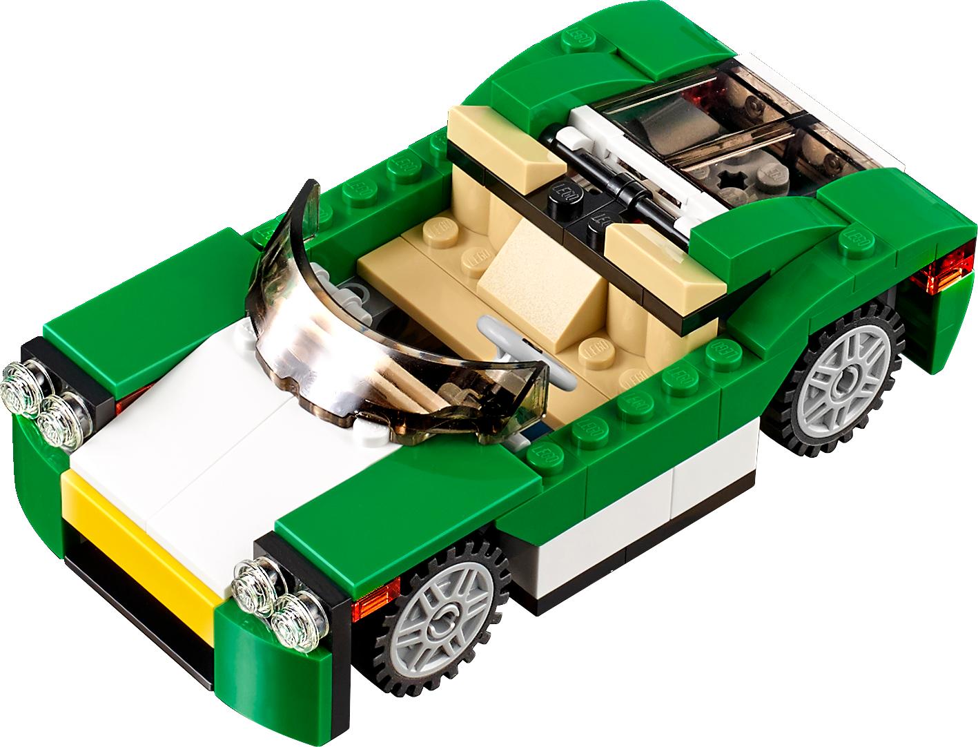 Green Cruiser