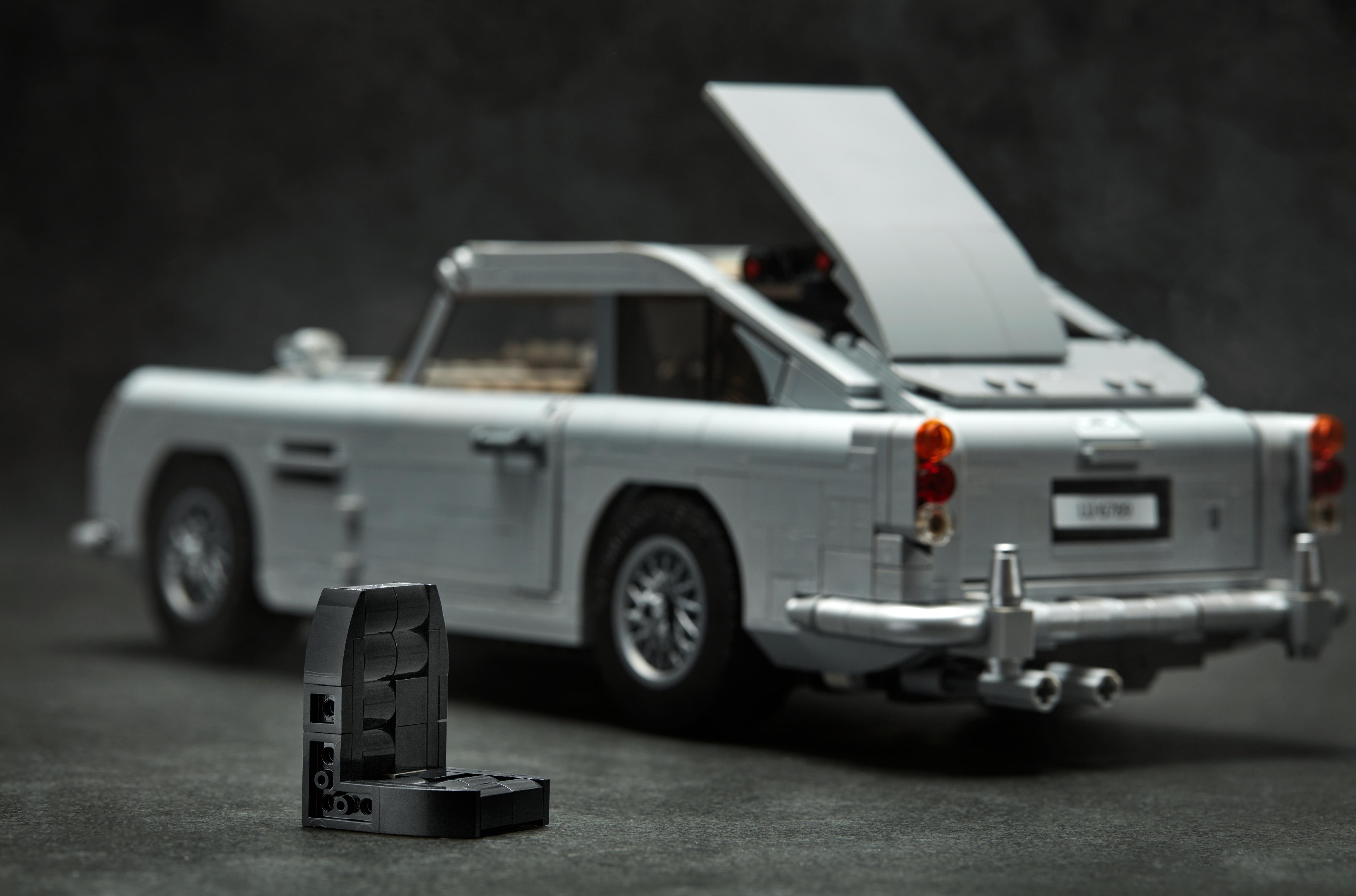 "James Bond"" Aston Martin DB5"
