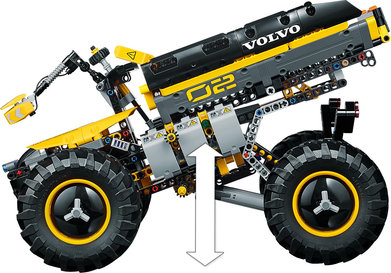 Volvo Concept Wheel Loader ZEUX