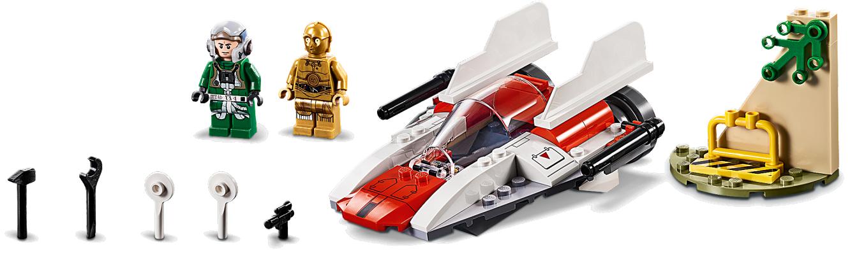 Rebel A-Wing Starfighter™