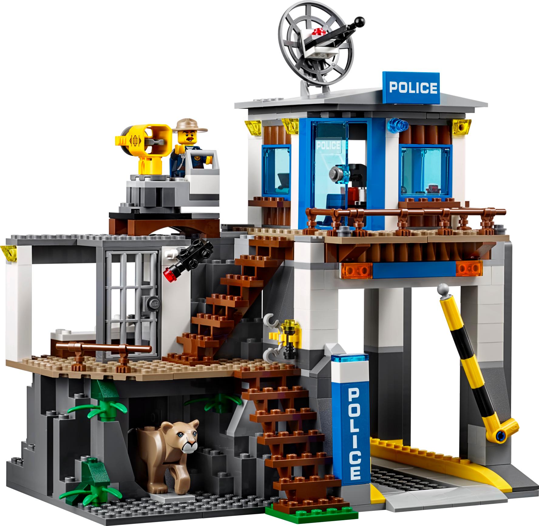 Mountain Police Headquarters