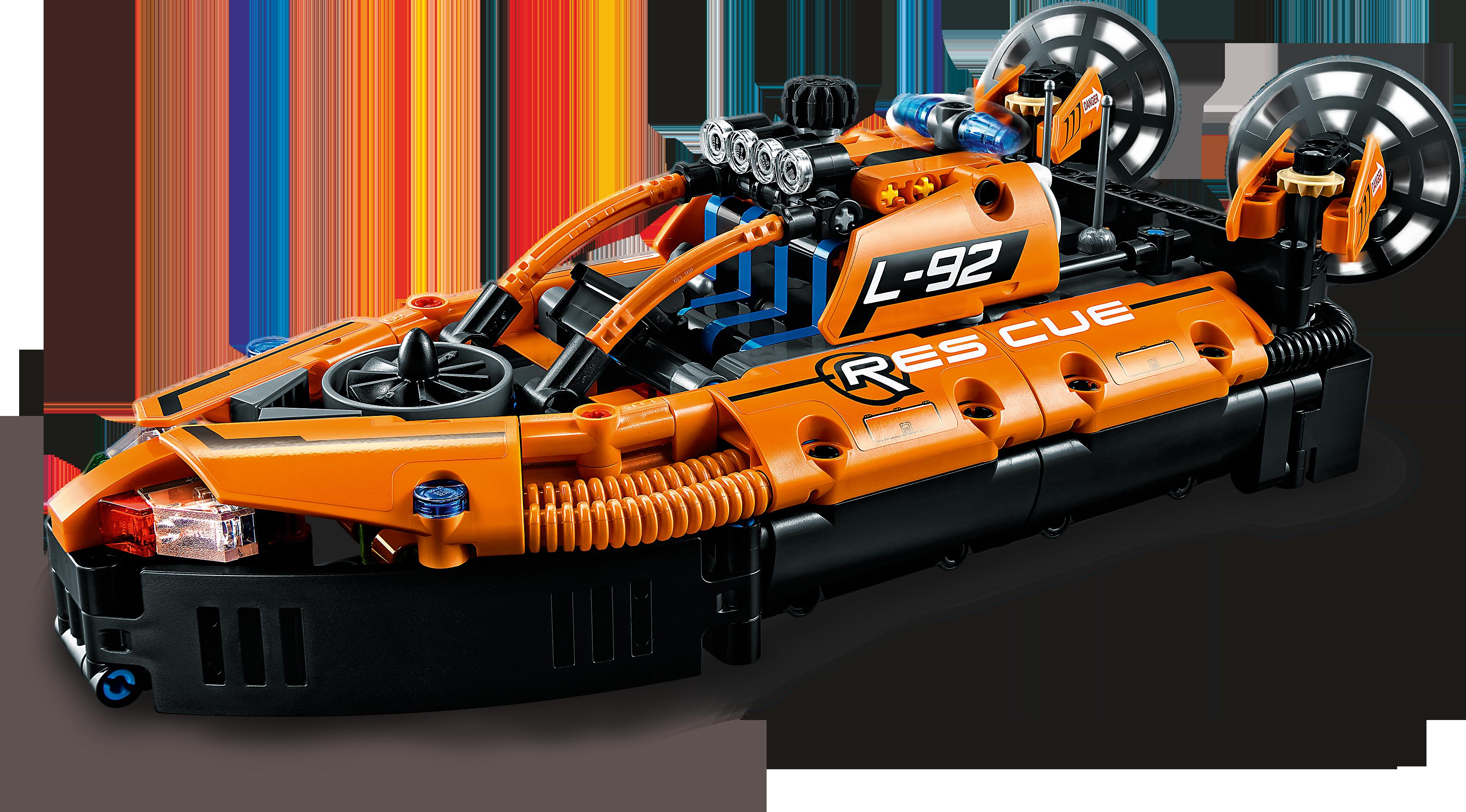 Rescue Hovercraft