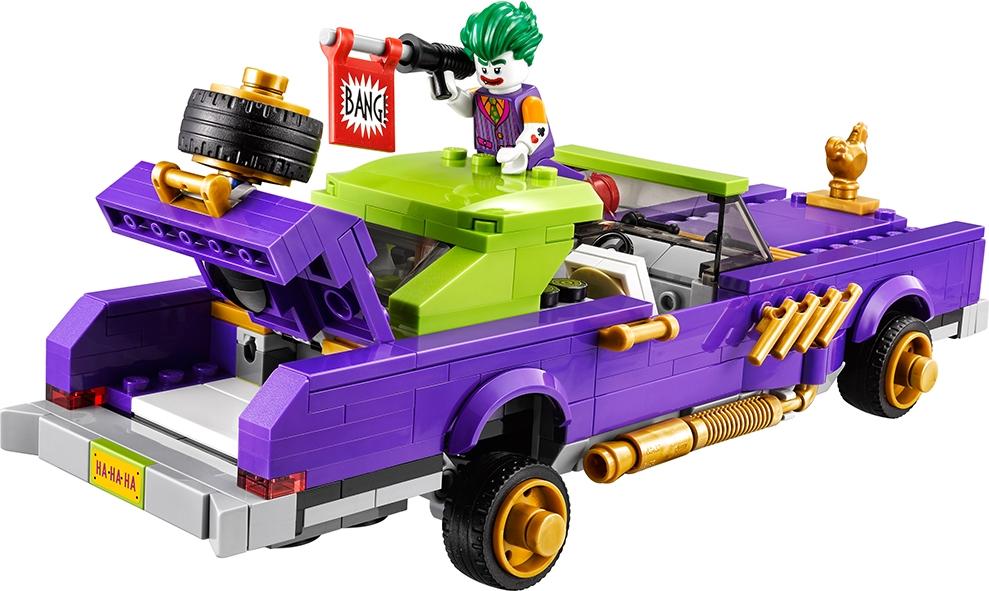 The Joker™ Notorious Lowrider
