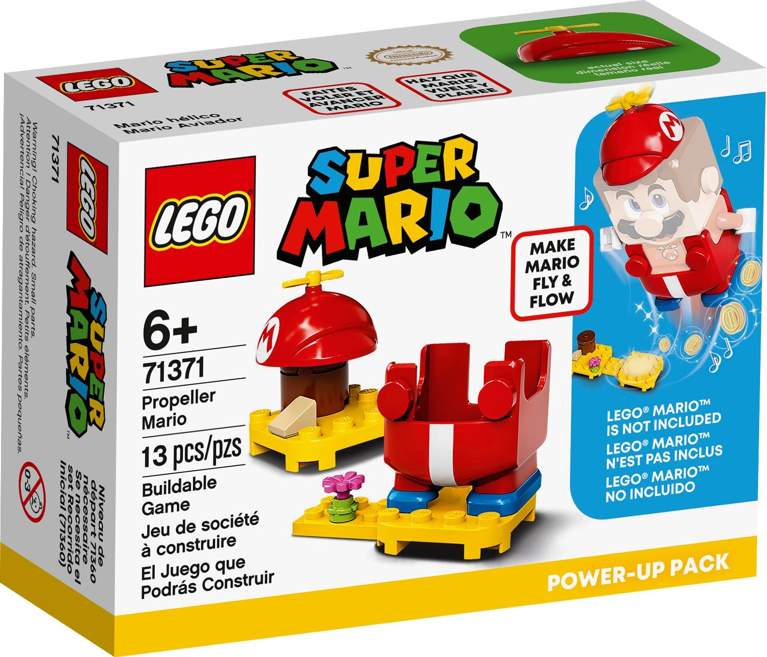 Propeller Mario Power-Up Pack