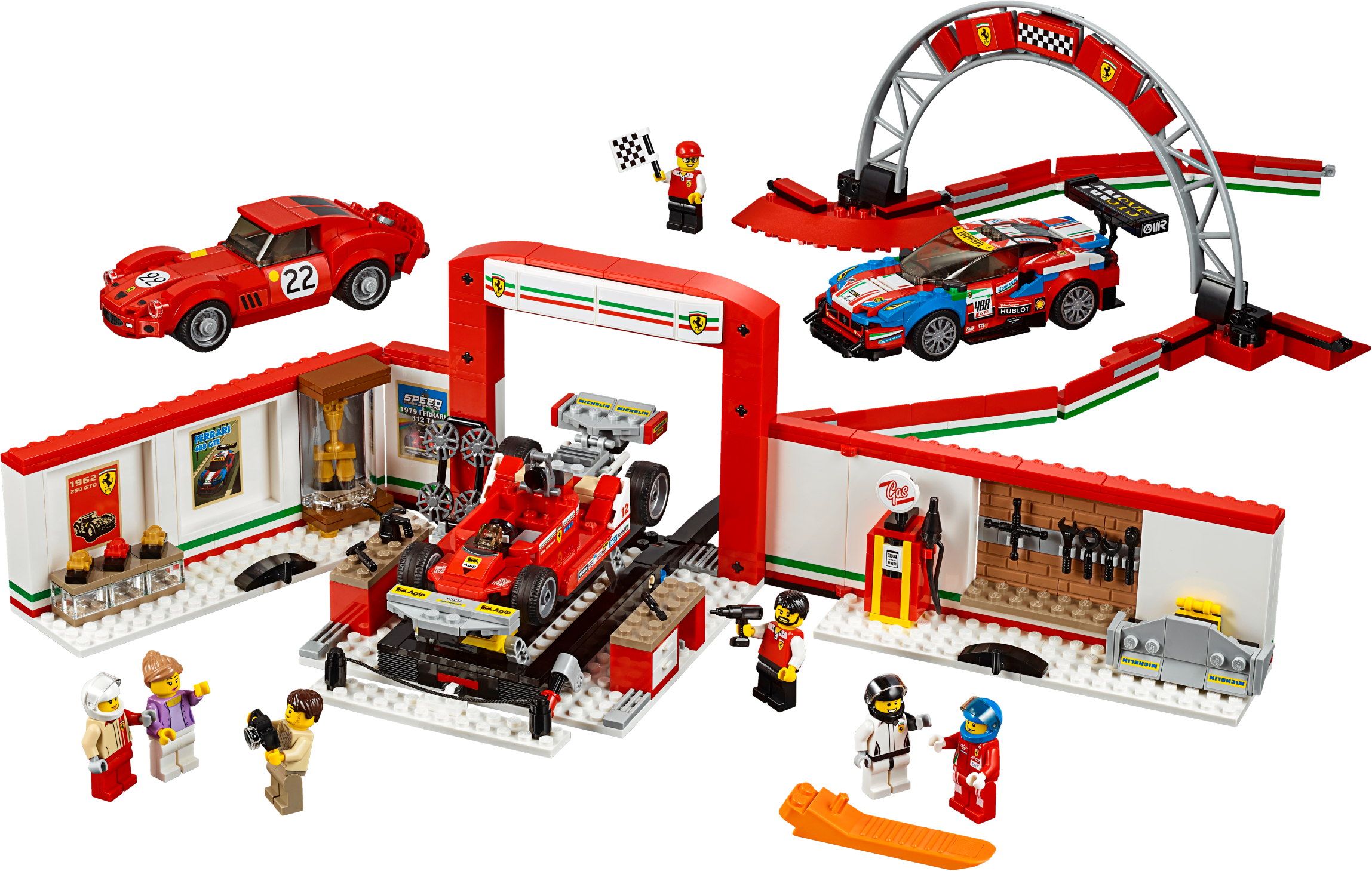 Ferrari Ultimate Garage