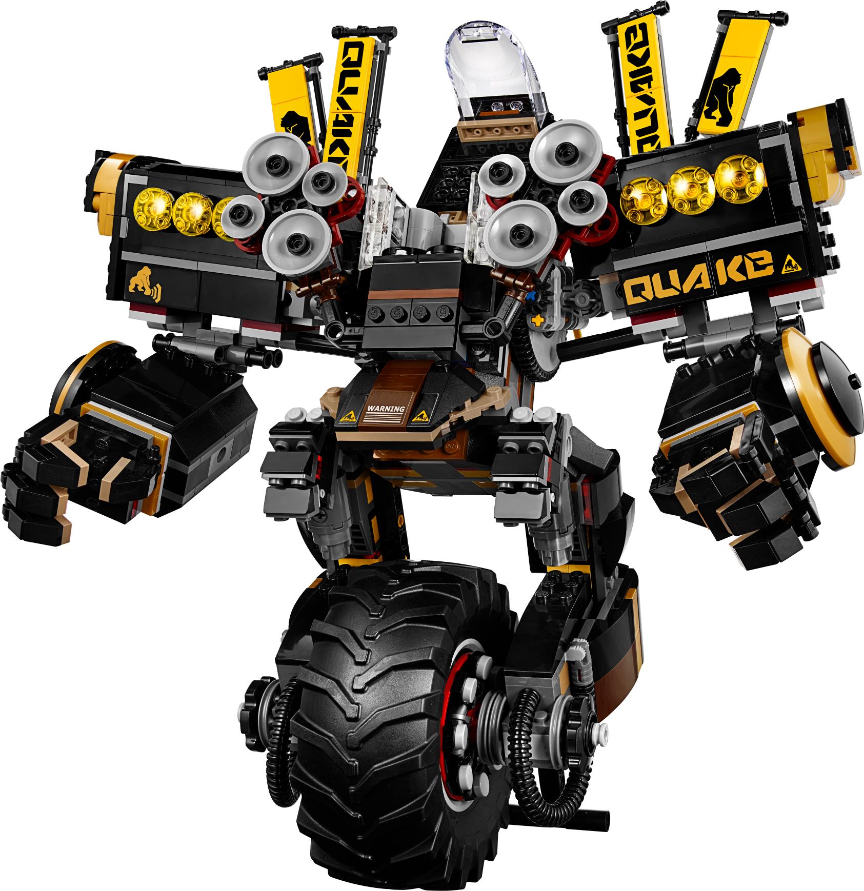 Quake Mech