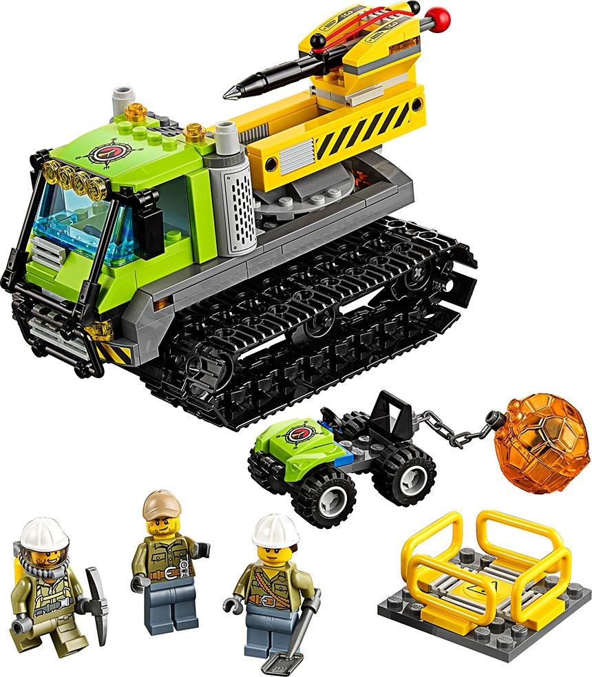 Volcano Crawler