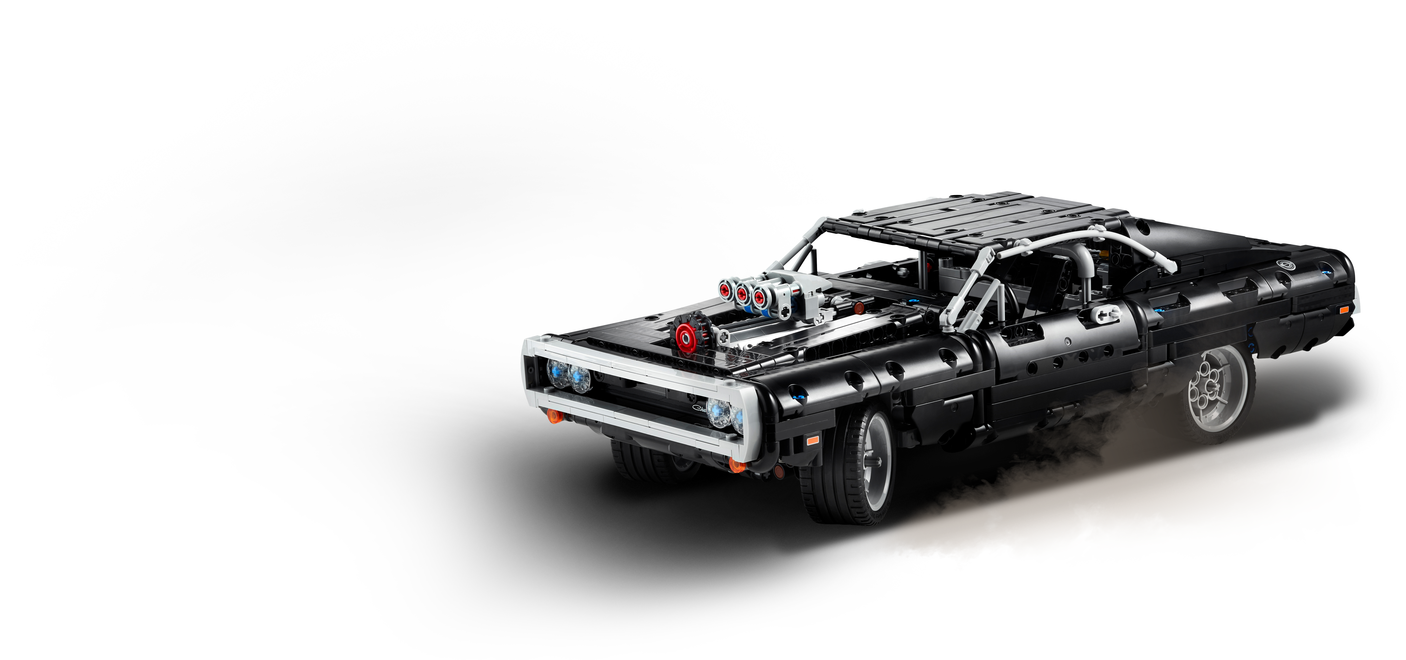 Lego Technic Doms Dodge Charger