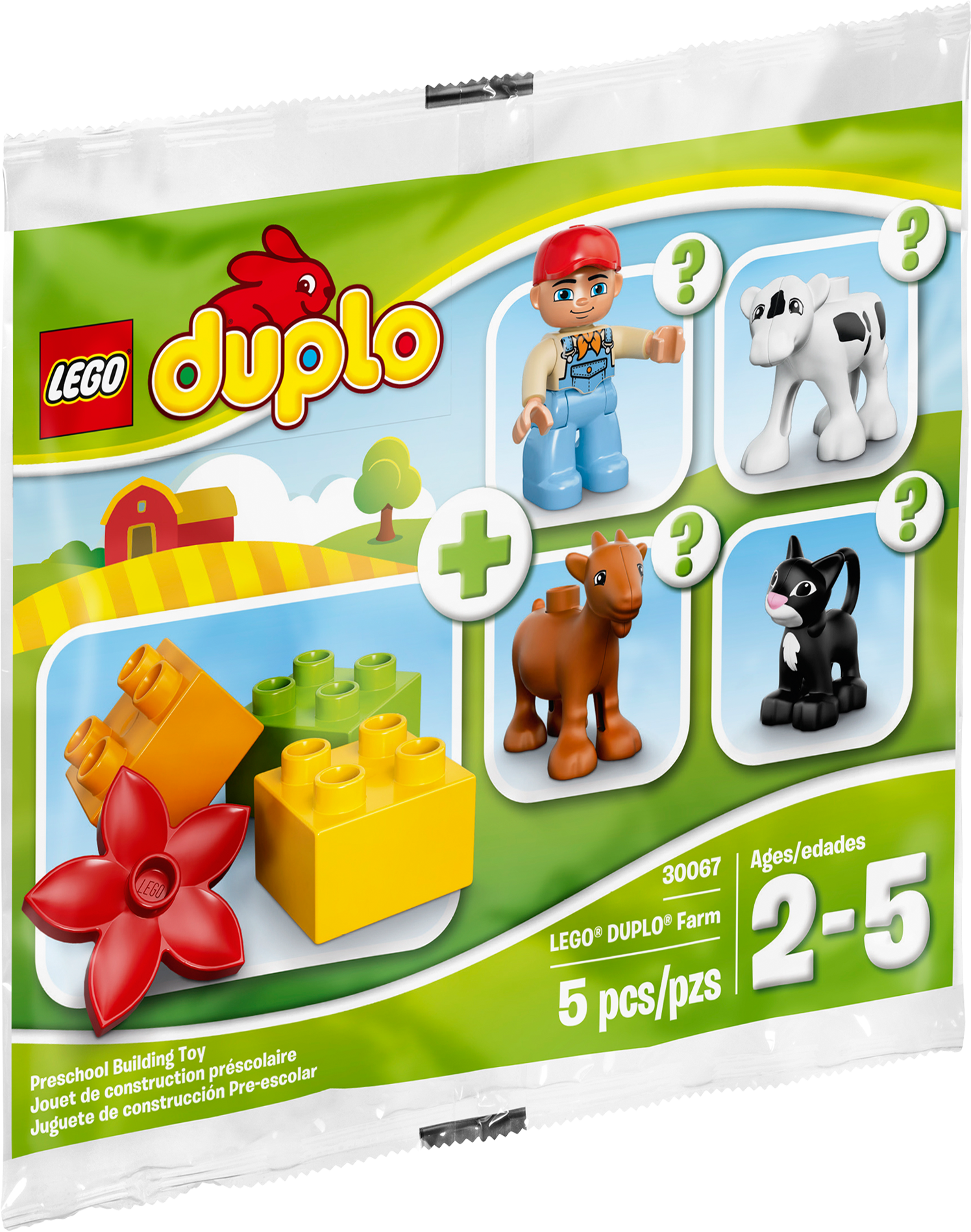 LEGO DUPLO Farm Cat