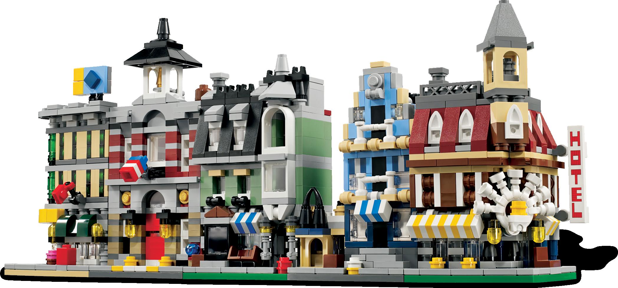 Mini Modulars
