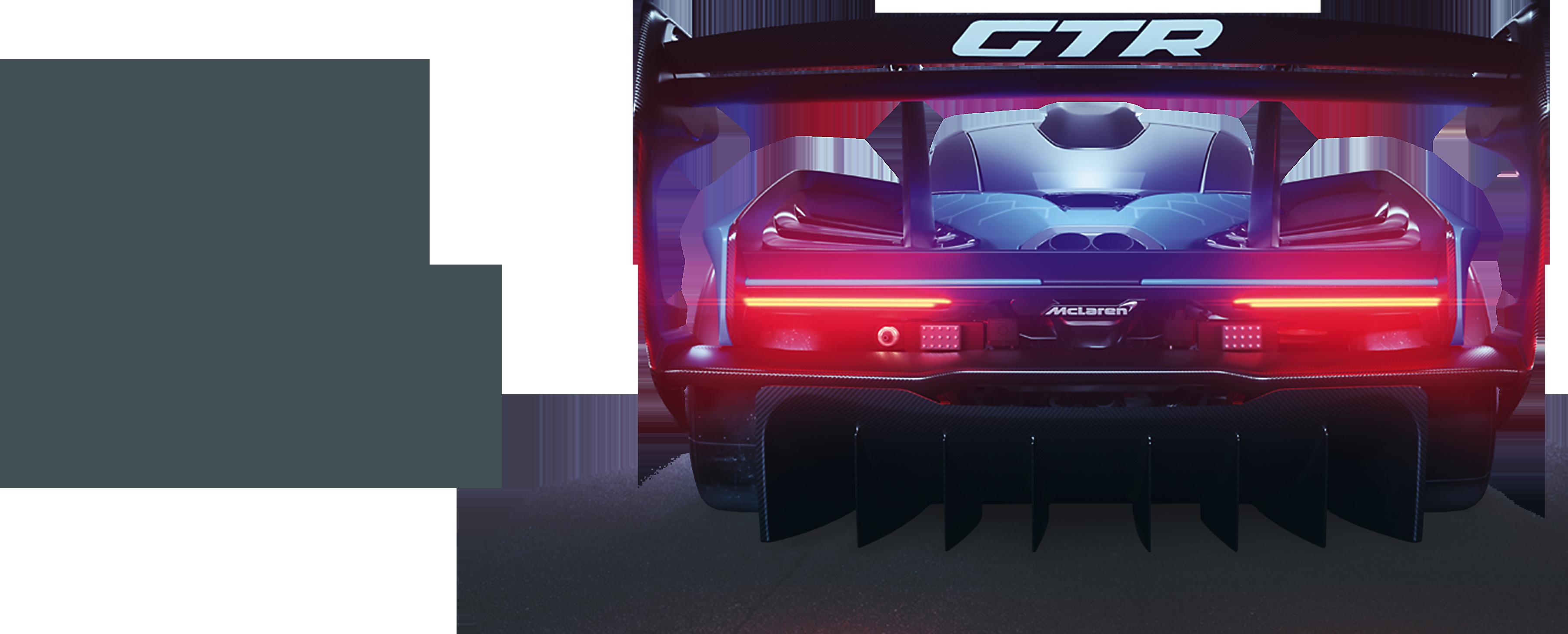"McLaren Senna GTR"""