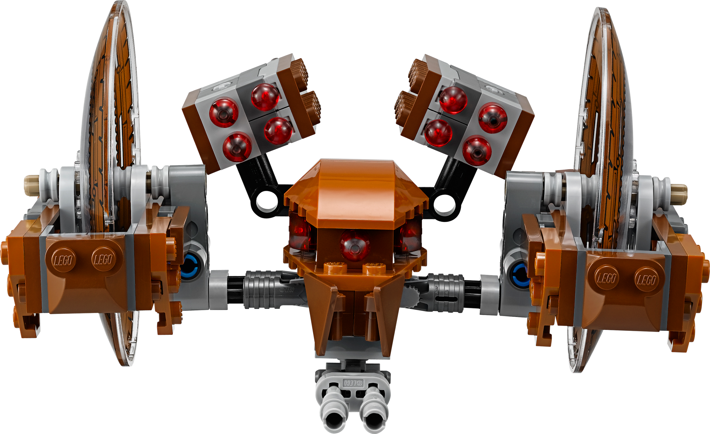 Hailfire Droid™