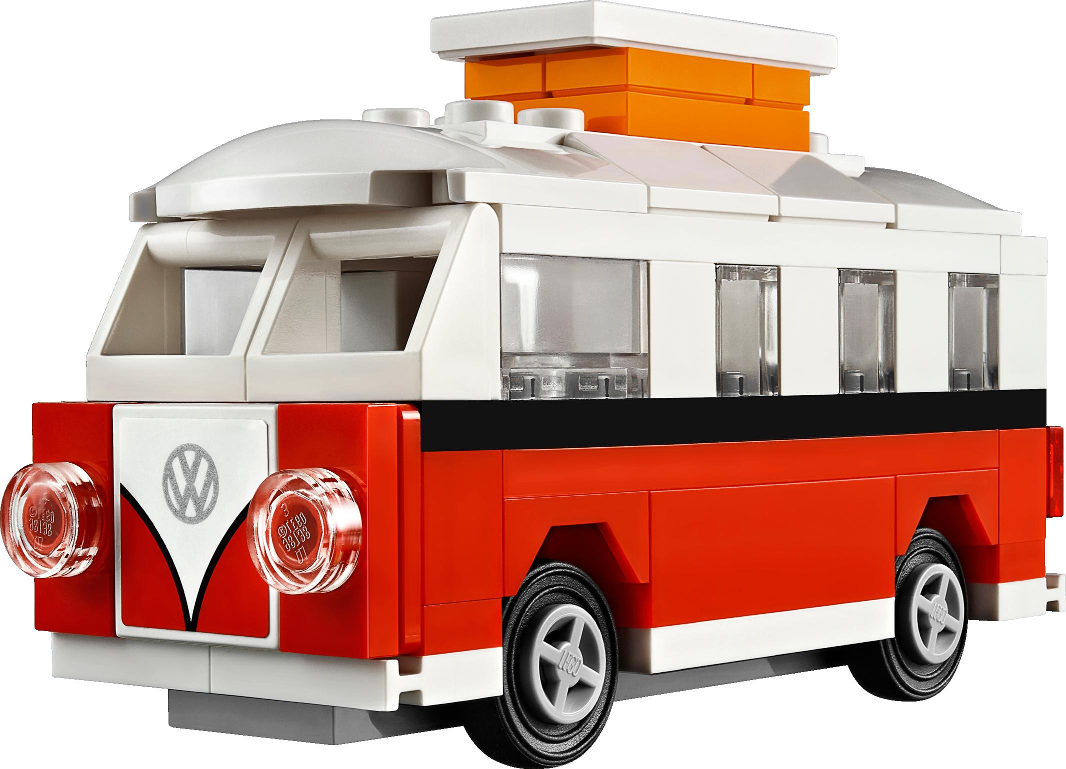 Mini VW T1 Camper Van