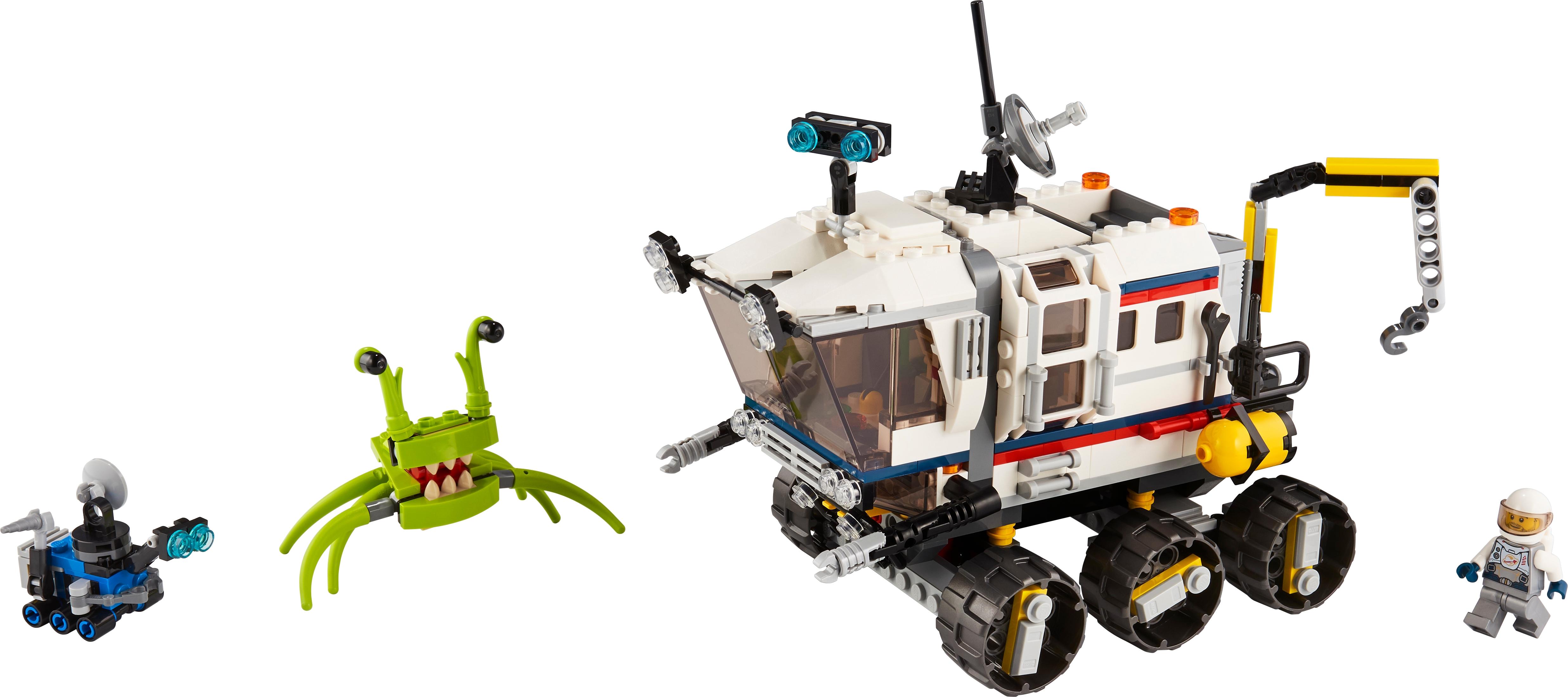 Space Rover Explorer