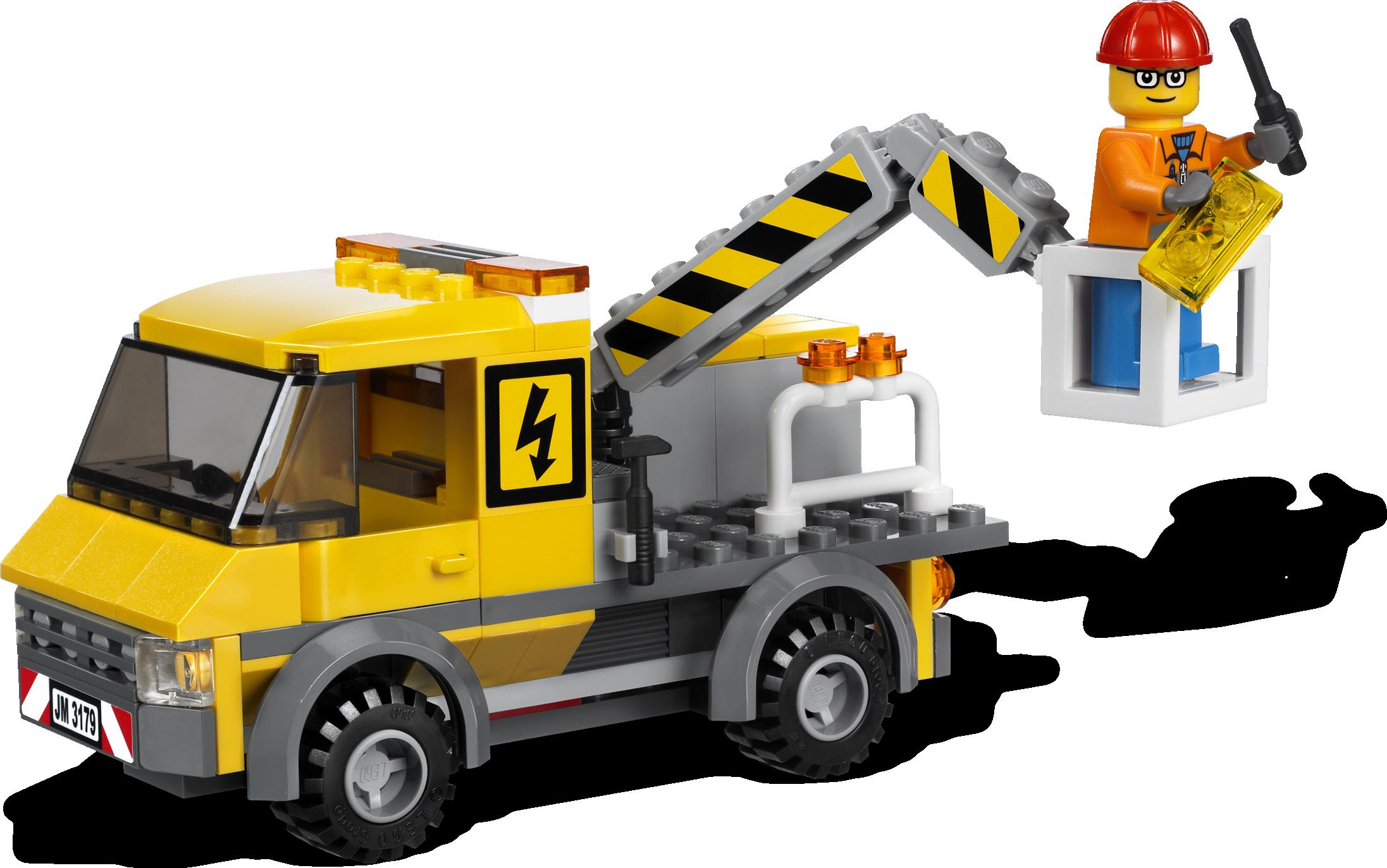 Repair Truck