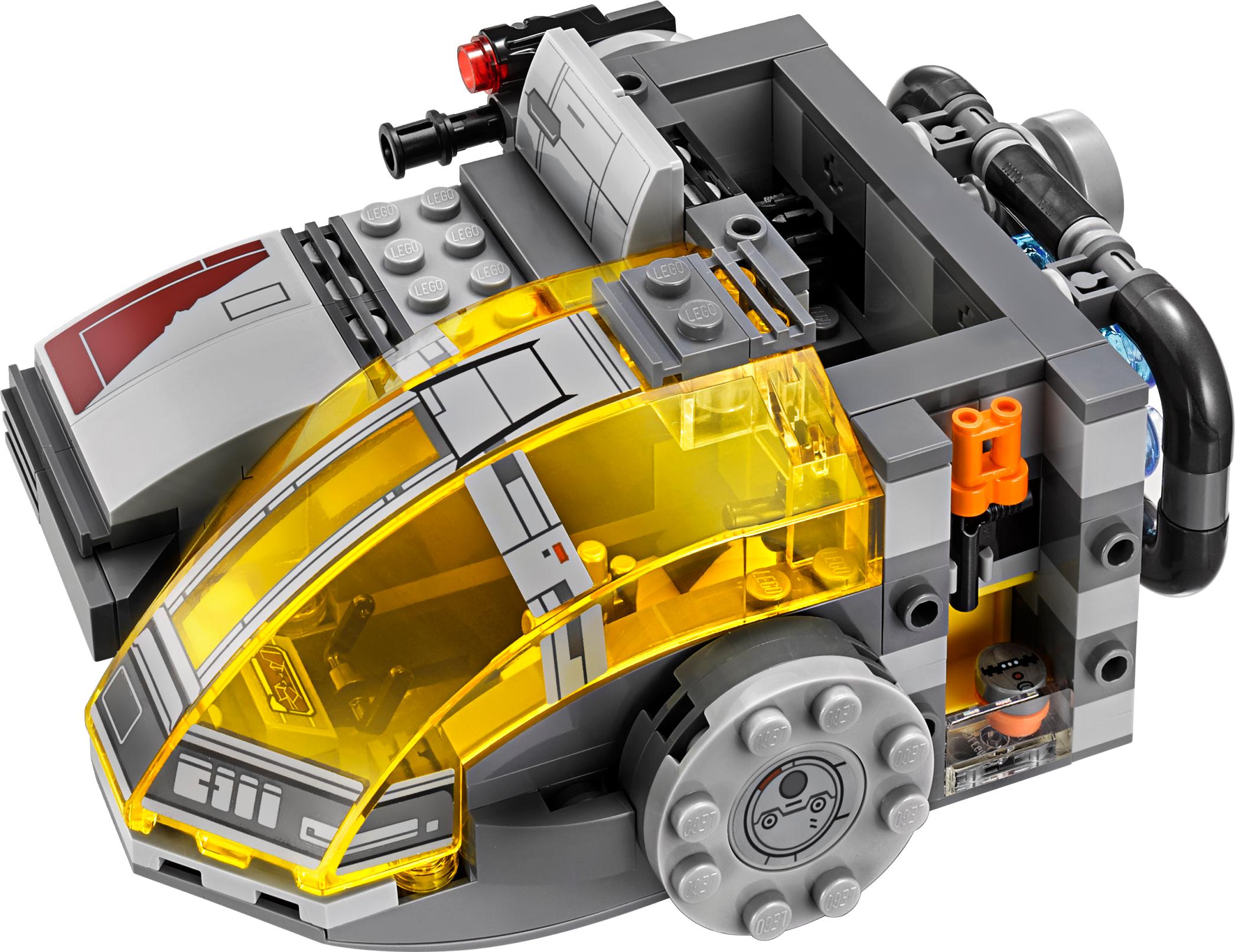 Resistance Transport Pod™
