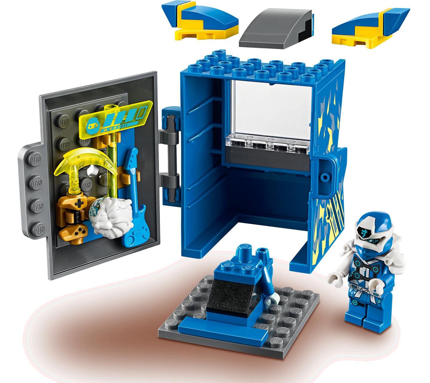 Jay Avatar - Arcade Pod