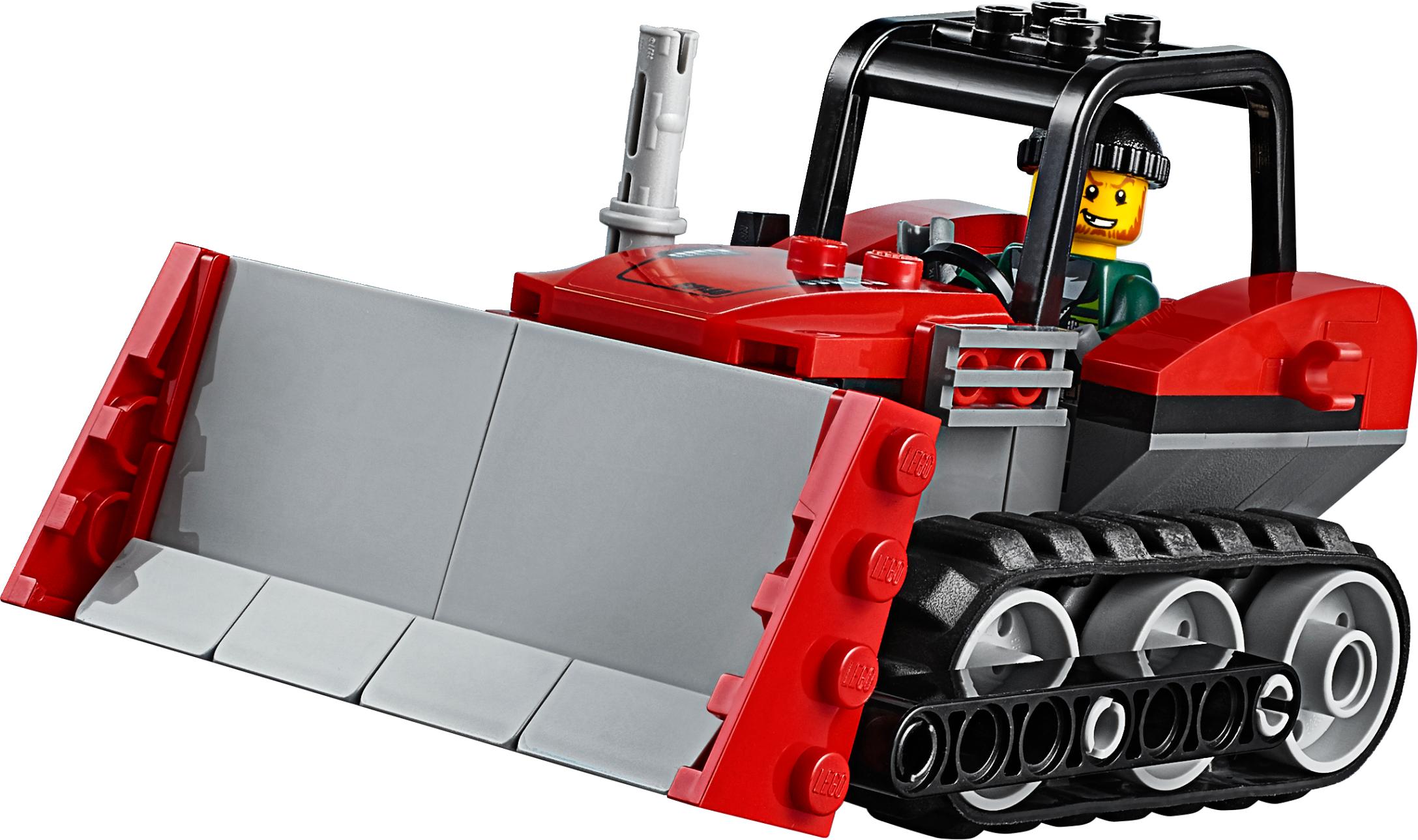 Bulldozer Break-in