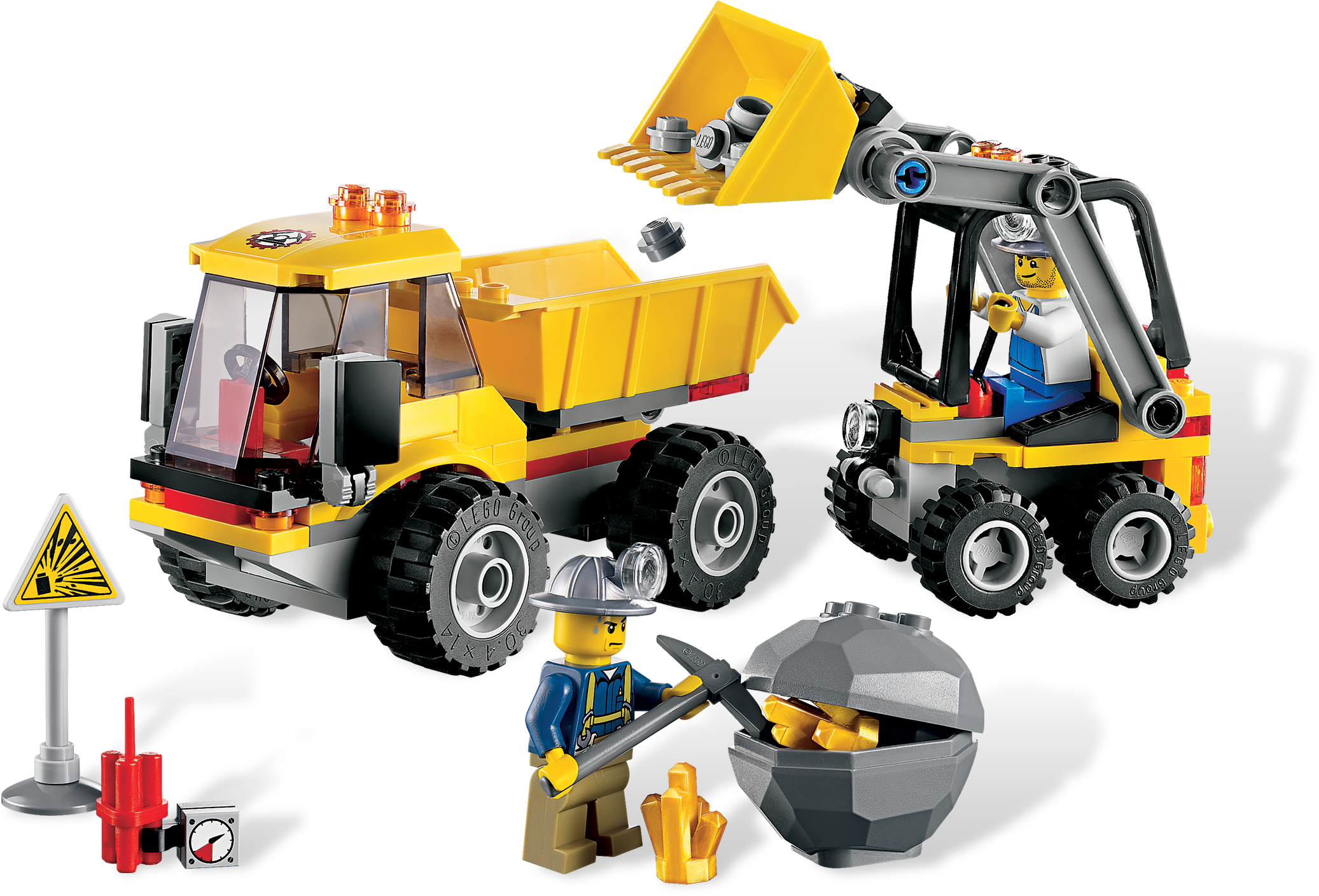 Loader and Tipper