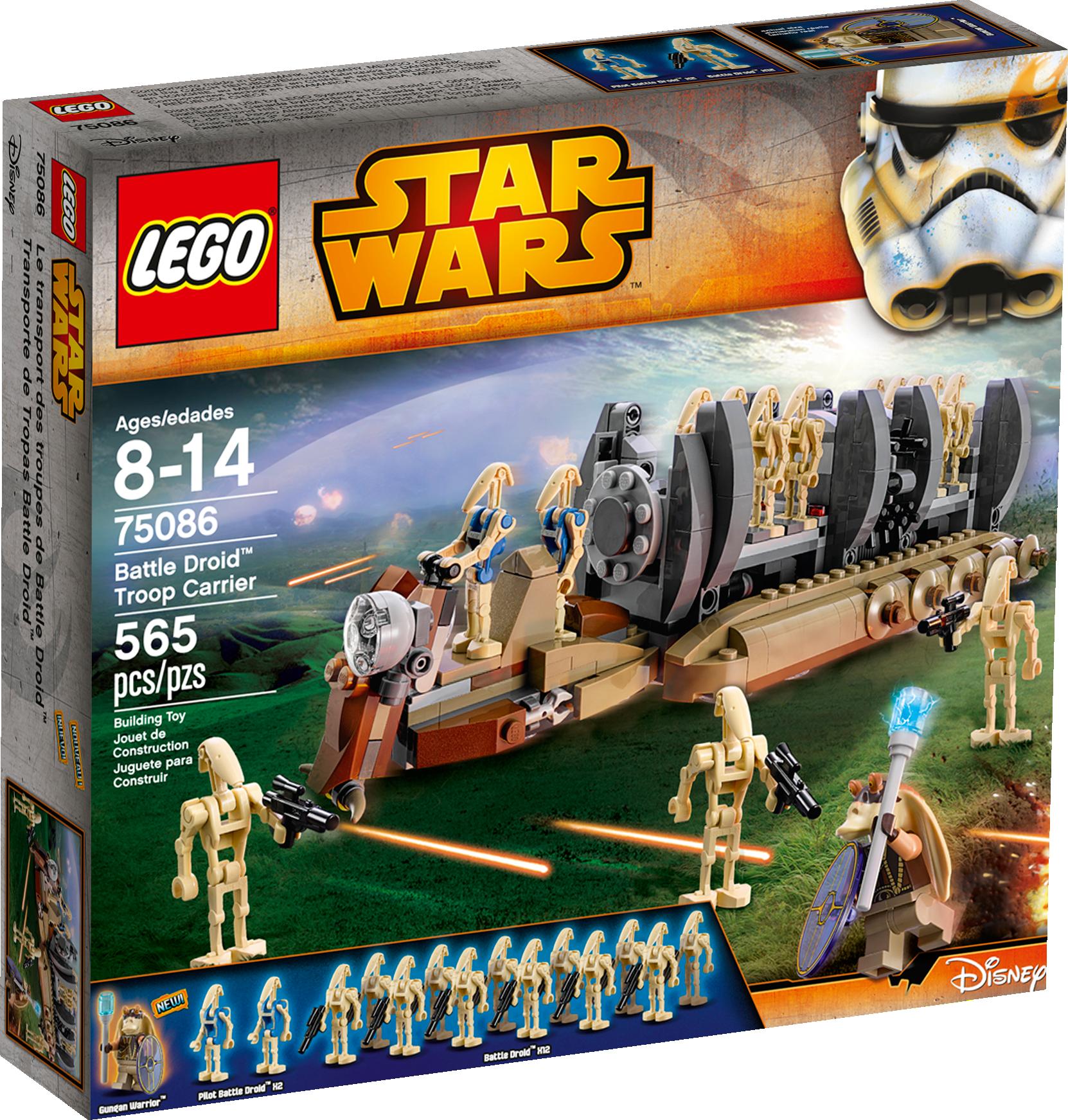 Battle Droid™ Troop Carrier