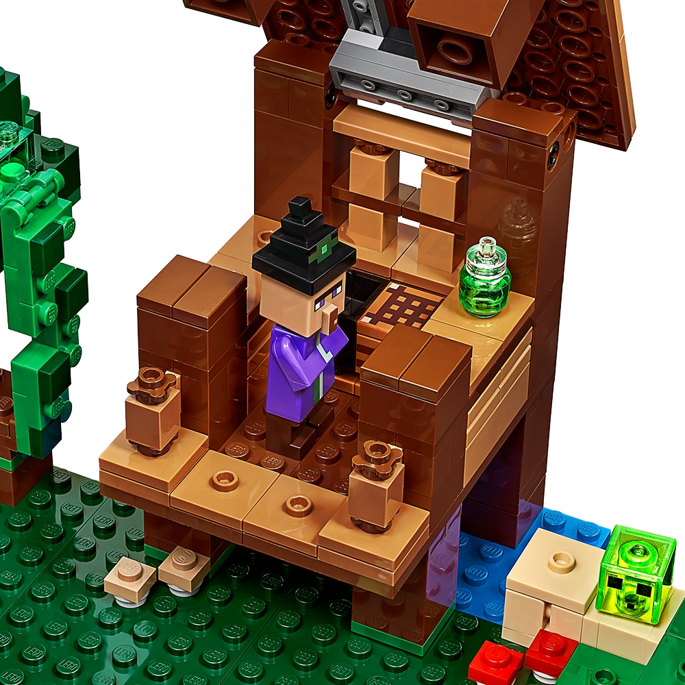 The Witch Hut