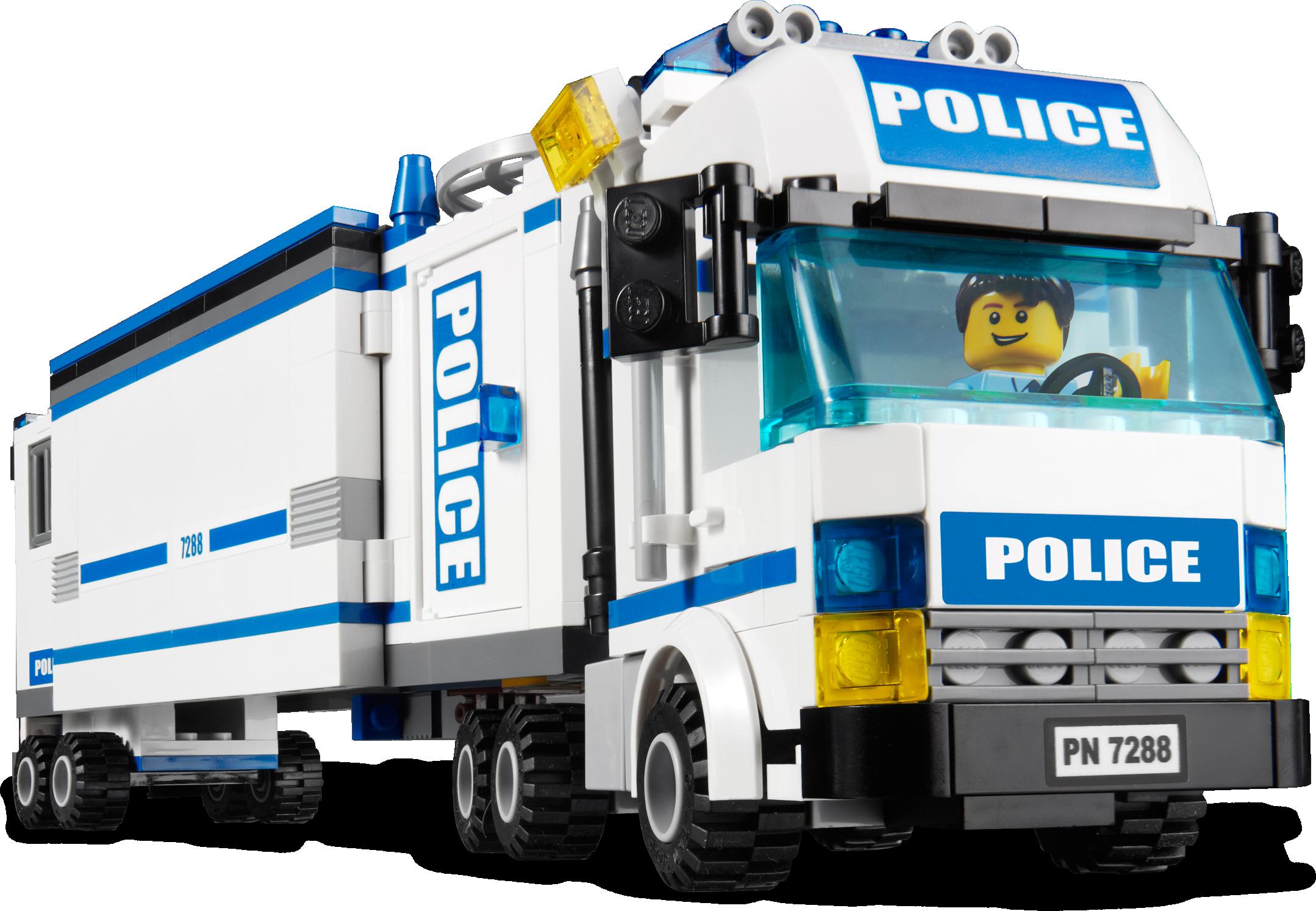 Mobile Police Unit
