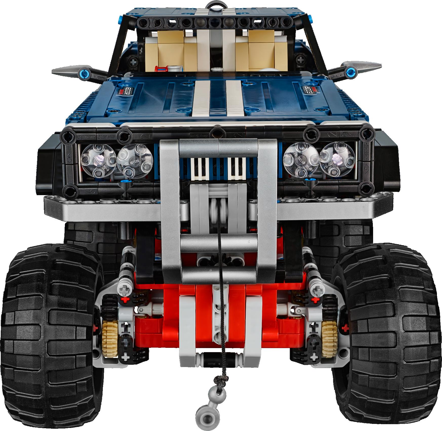 4x4 Crawler Exclusive Edition