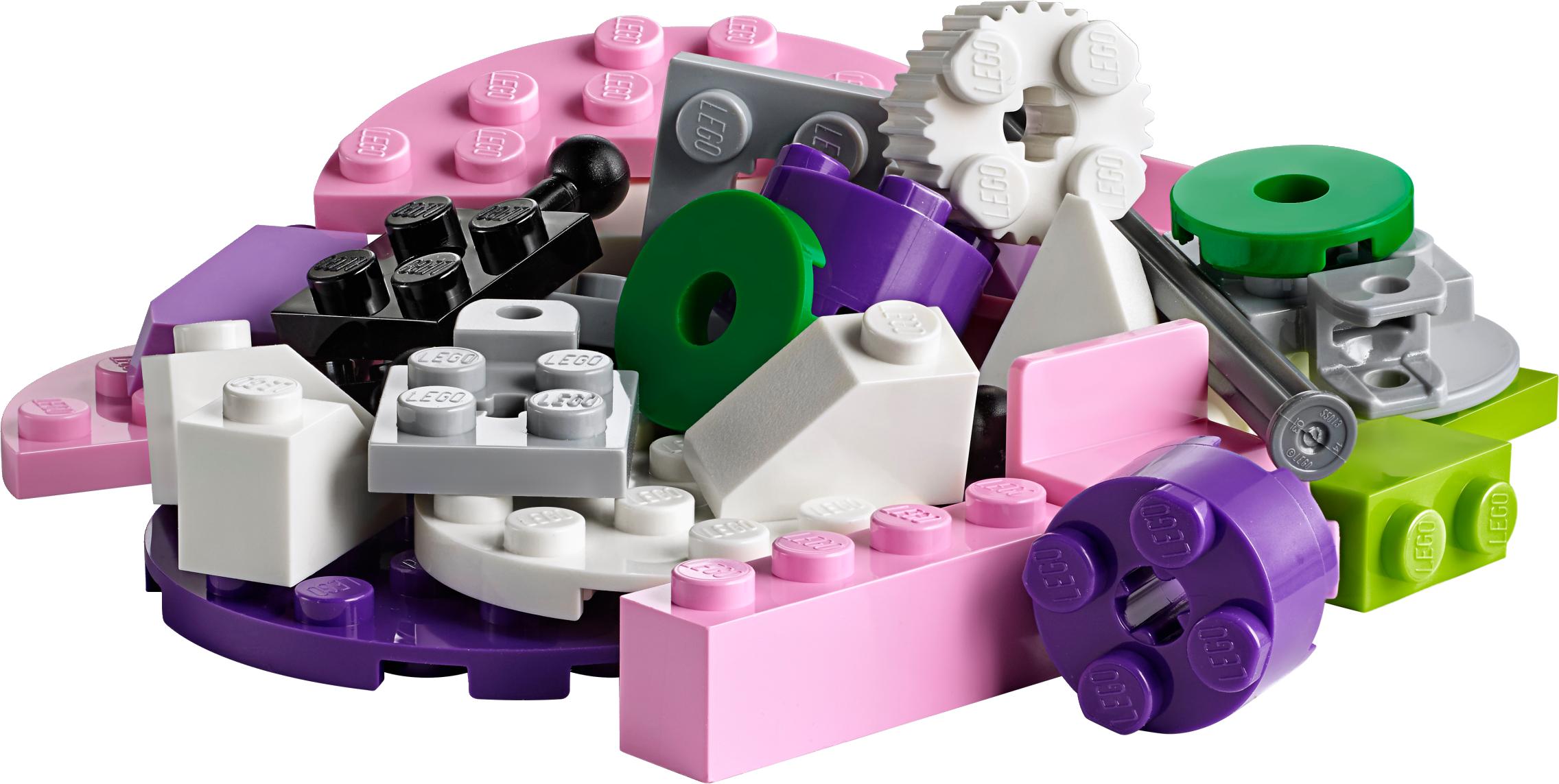 Bricks and Gears