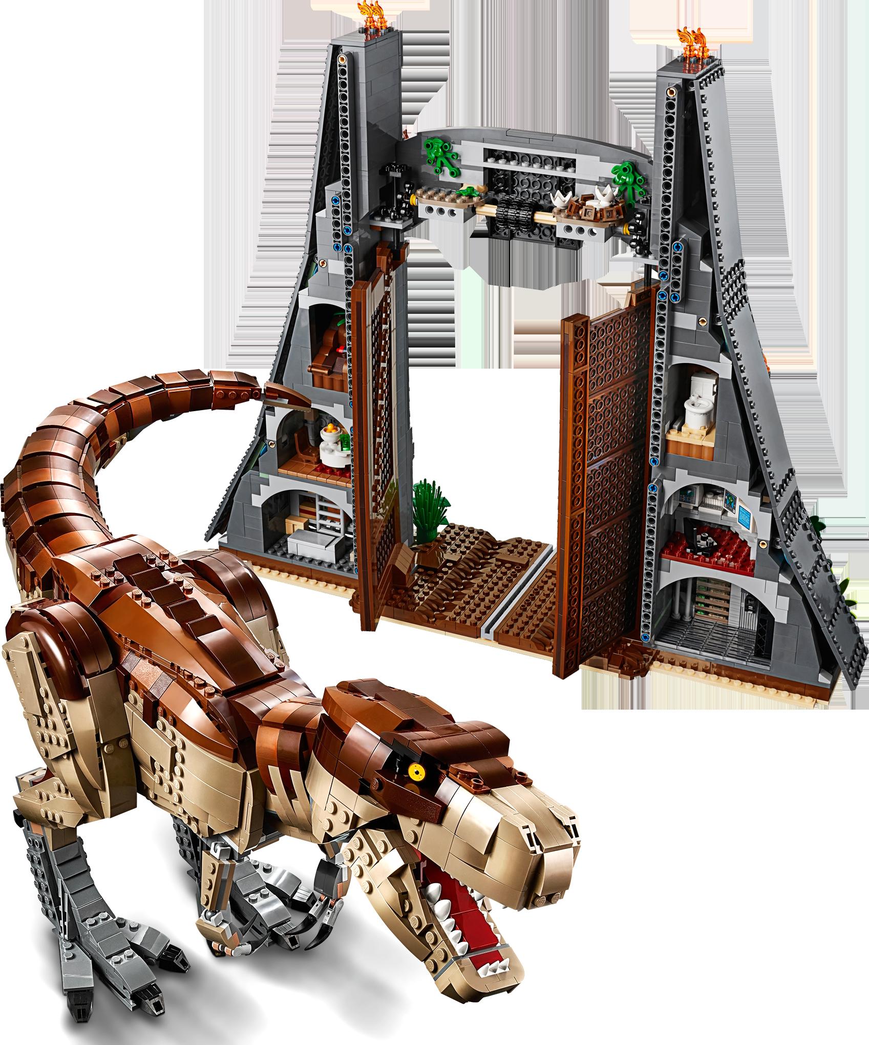 Jurassic Park: T. rex Rampage