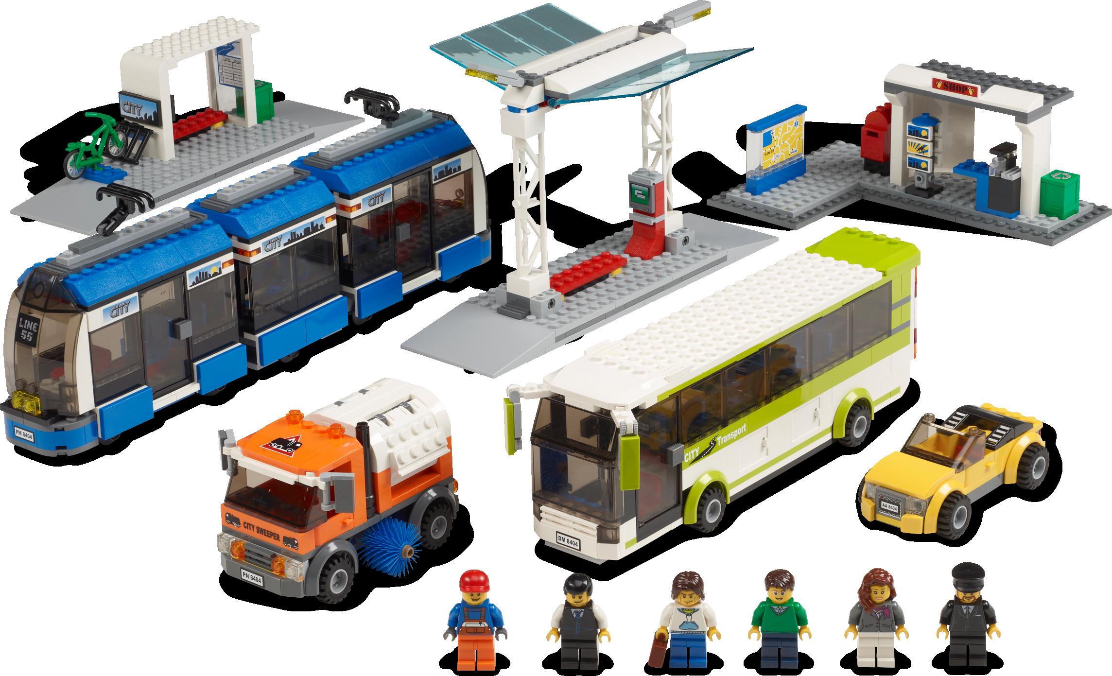 Public Transport Station
