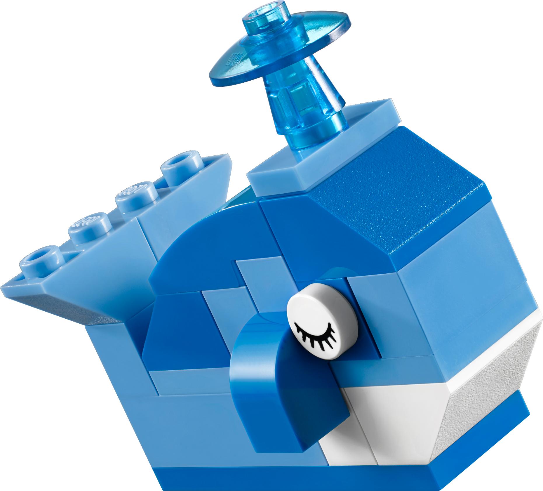 Blue Creativity Box