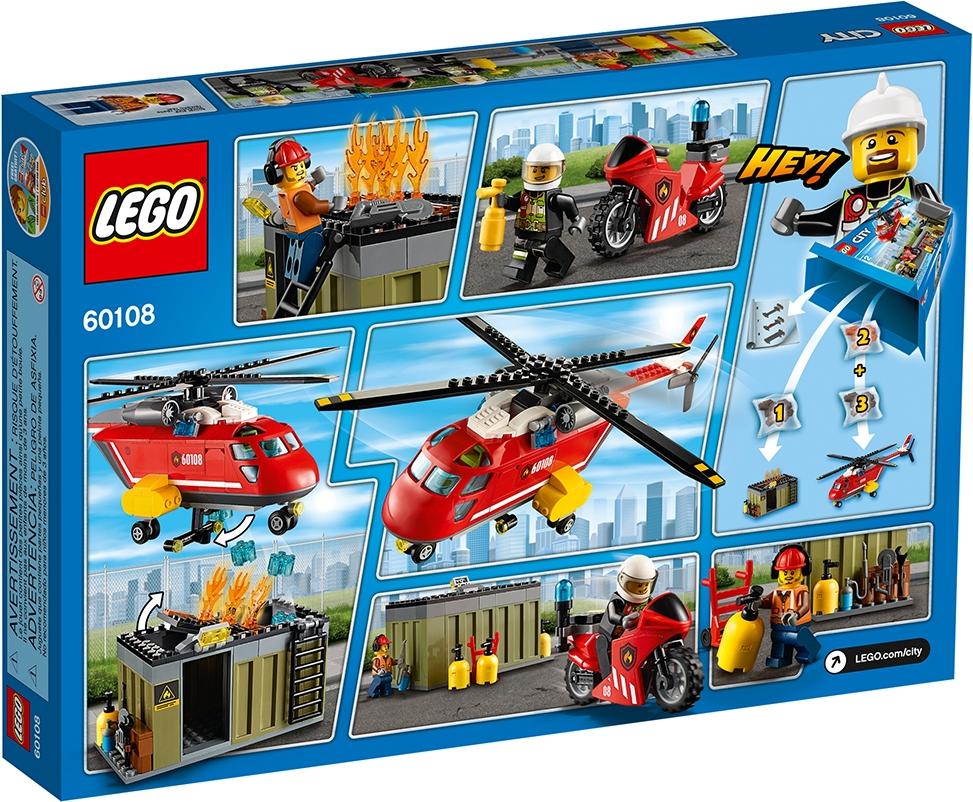 Fire Response Unit