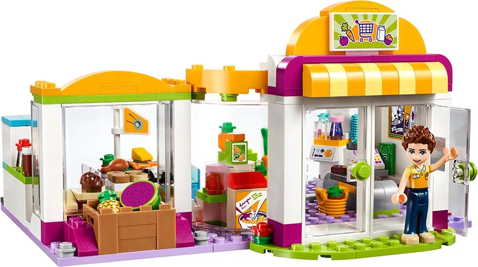 Heartlake Supermarket