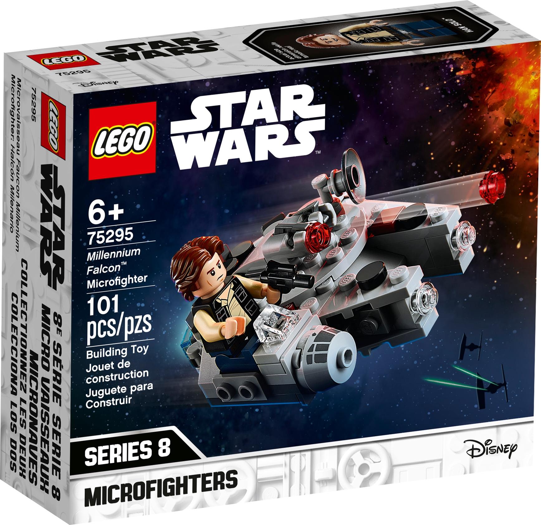 """Millennium Falcon"""" Microfighter"""