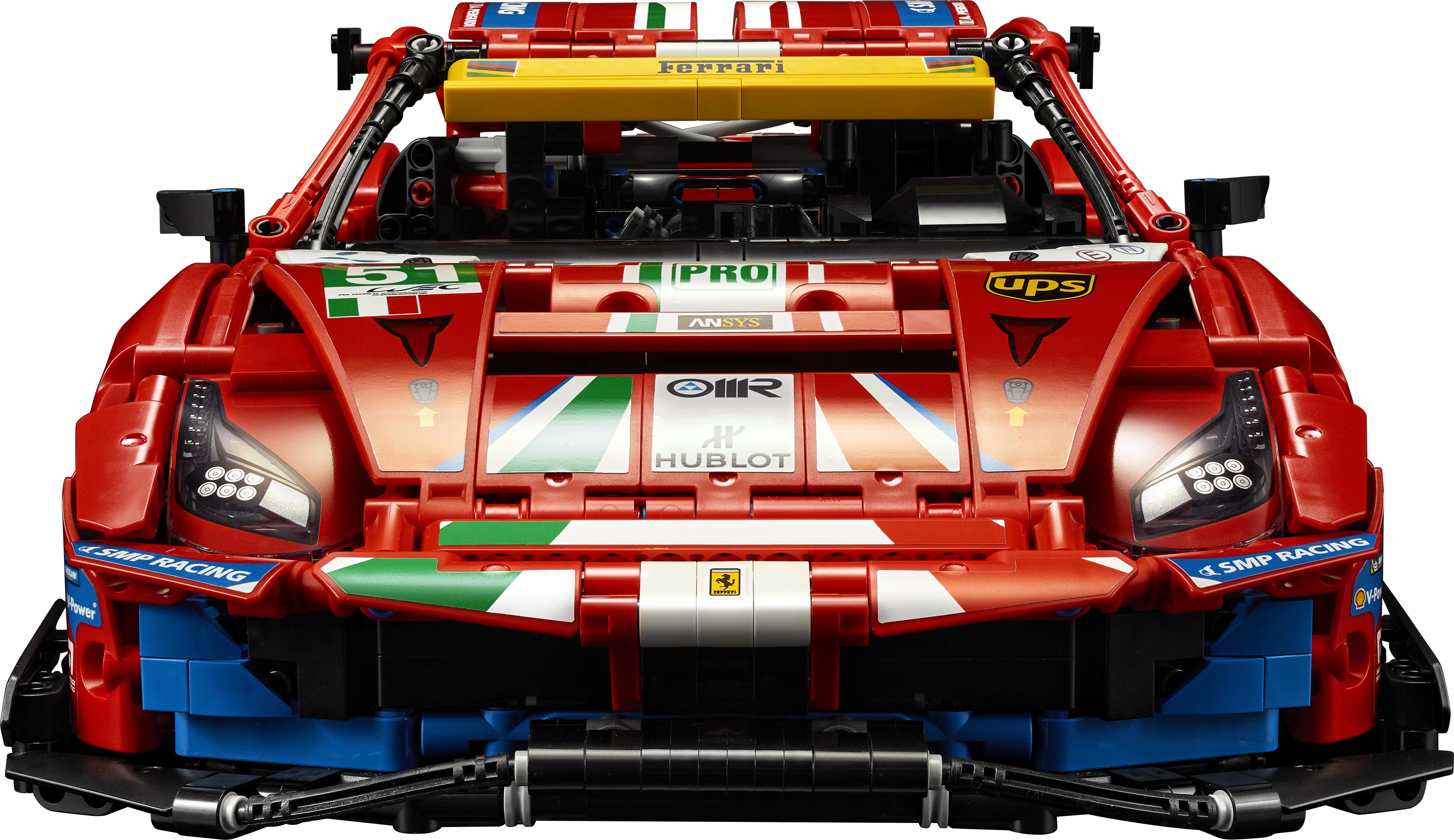 Ferrari 488 GTE AF Corse #51