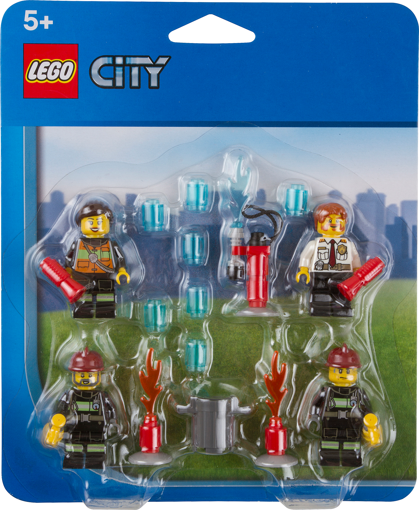 LEGO® City Fire Accessory Set