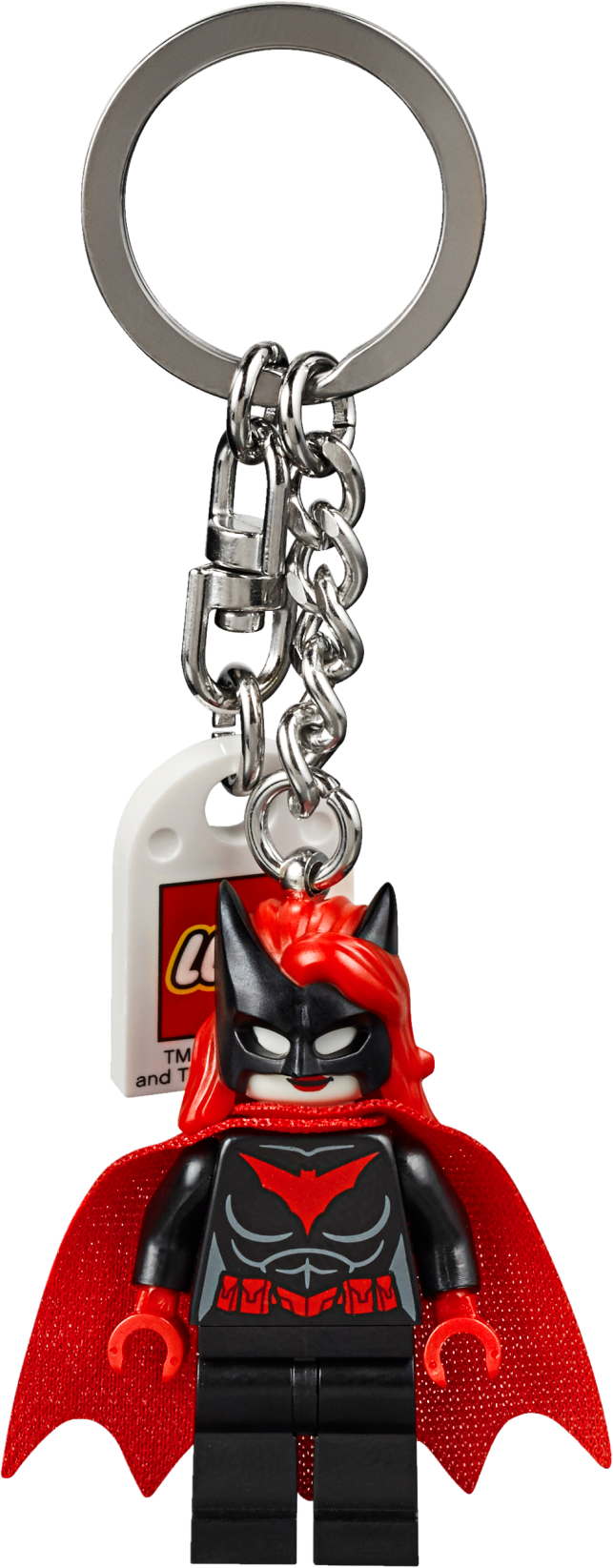 "Batwoman"" Key Chain"