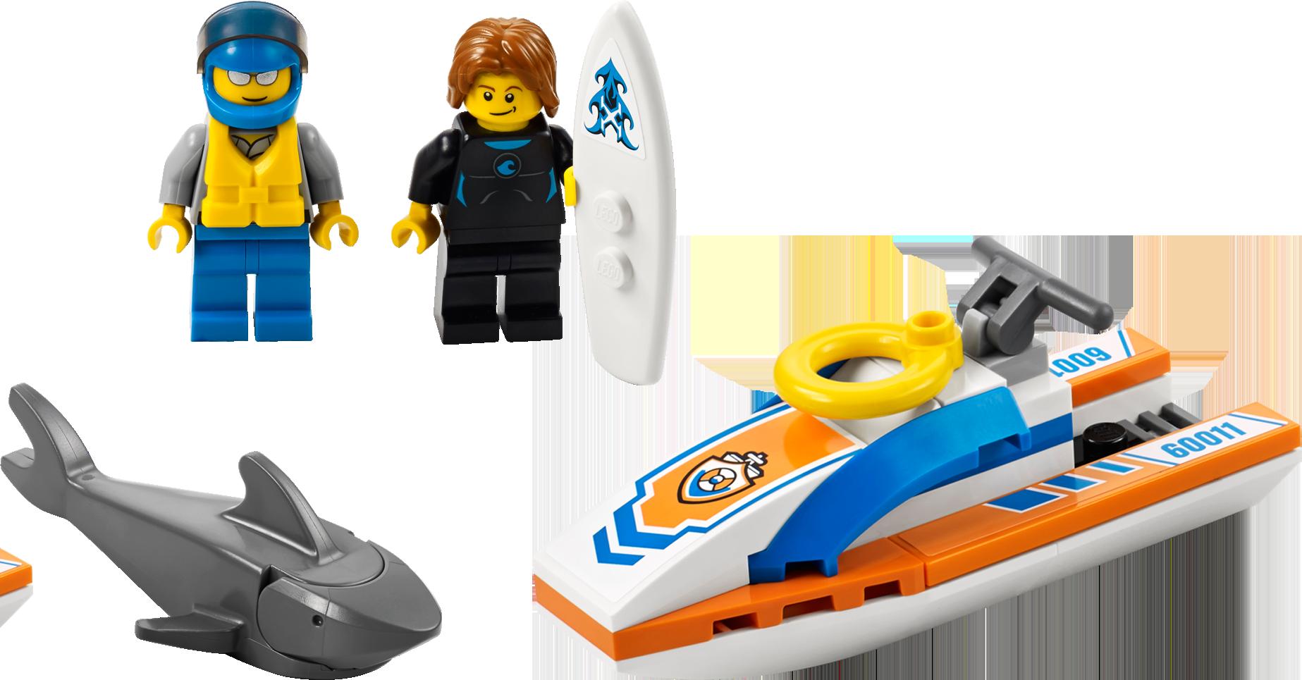 Surfer Rescue
