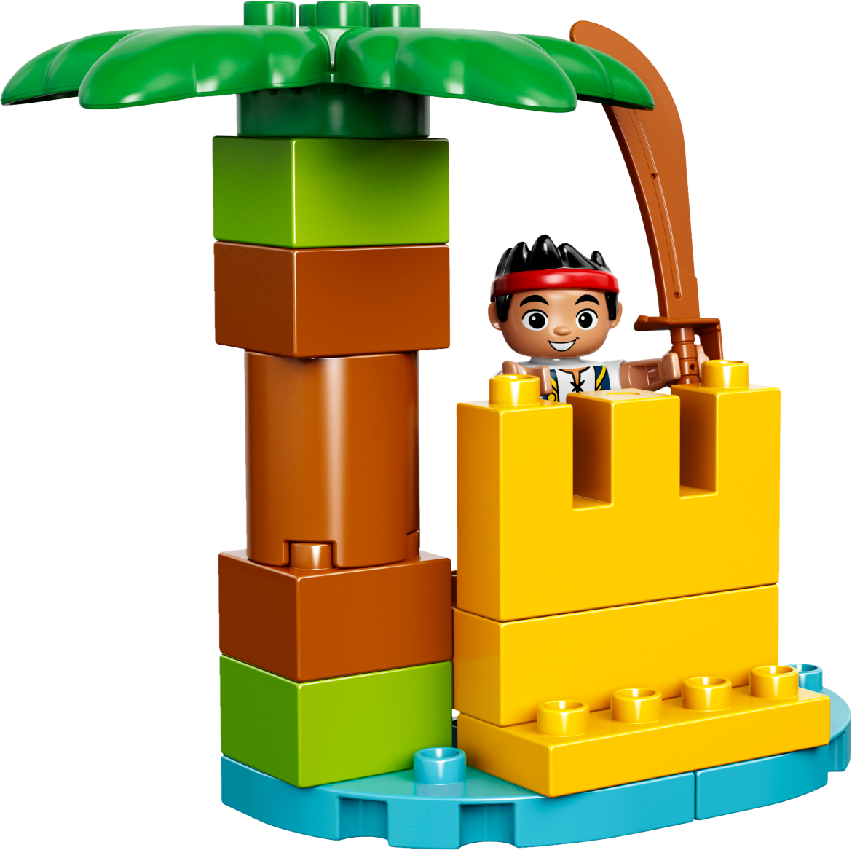Jake and the Never Land Pirates Treasure Island