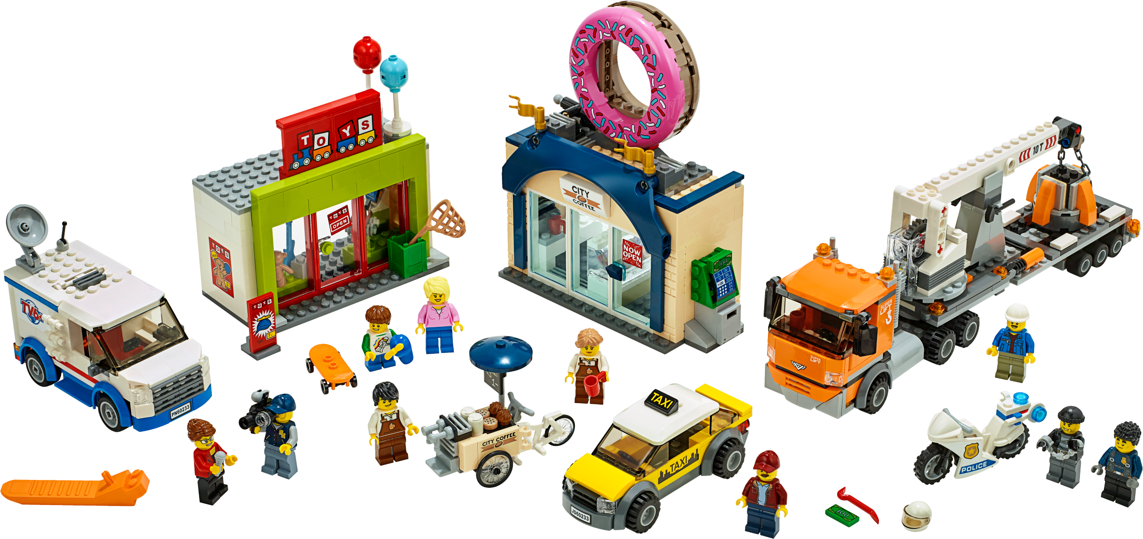 Donut Shop Opening