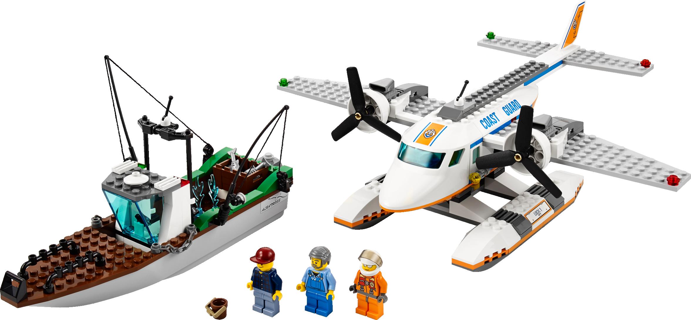 Coast Guard Plane
