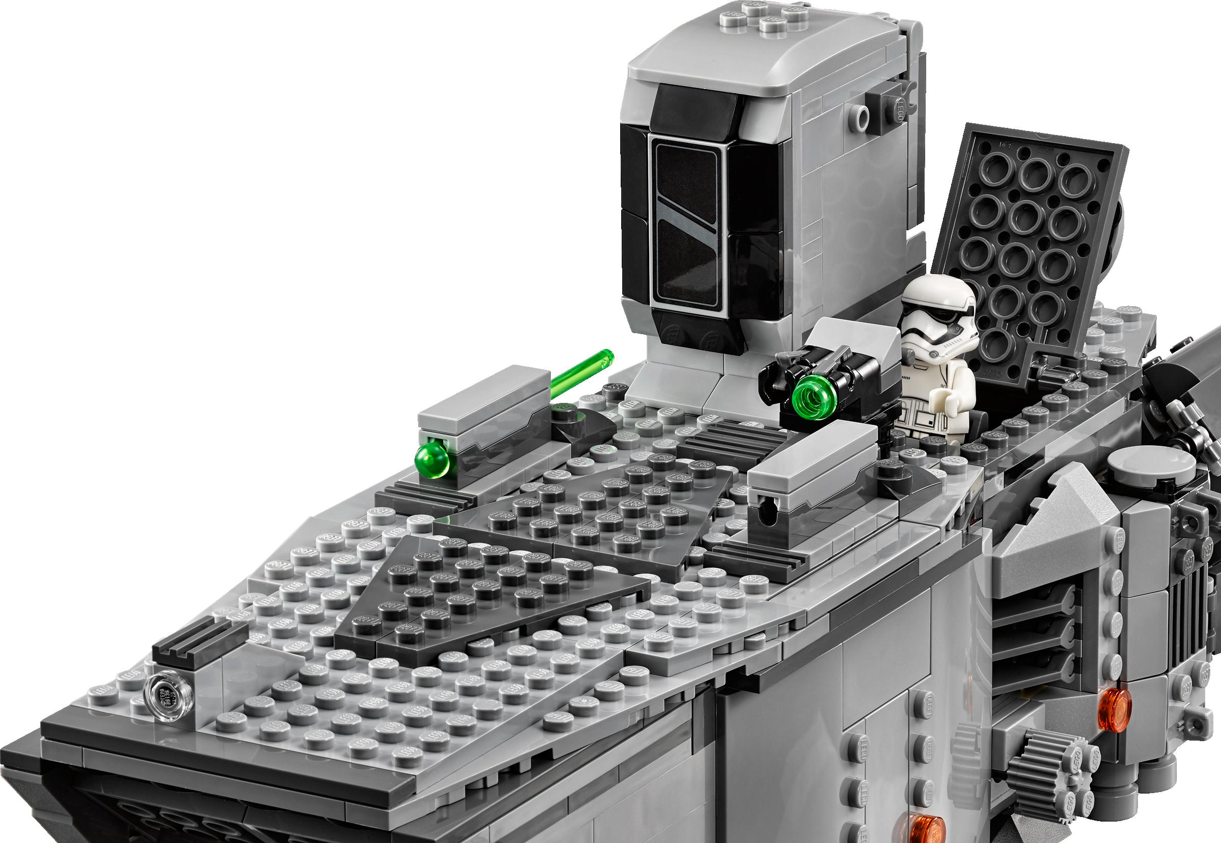 First Order Transporter™