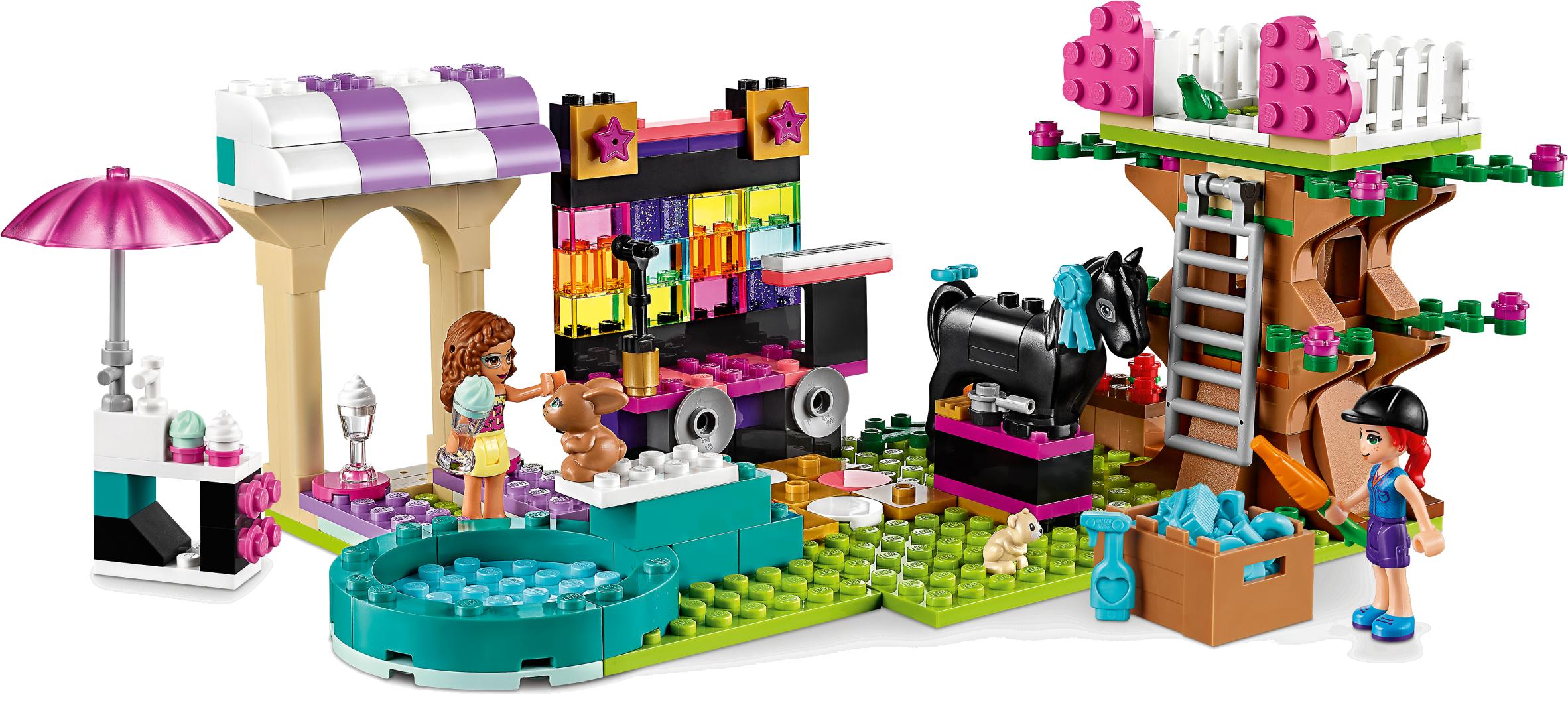 Heartlake City Brick Box