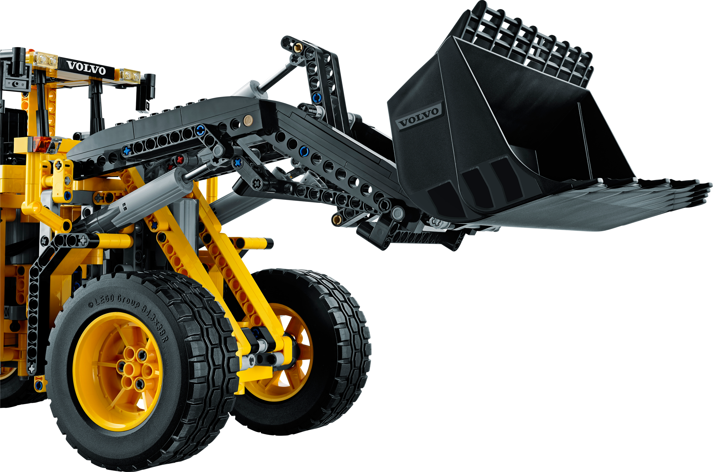 Remote-Controlled VOLVO L350F Wheel Loader